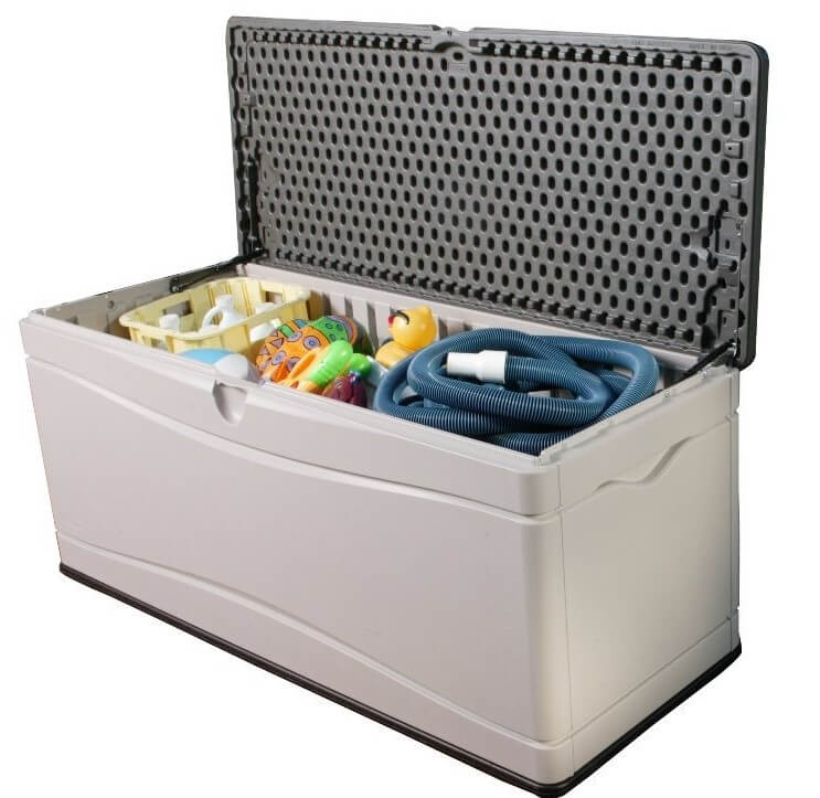 Extra Large Deck BoxTop 10 Types of Outdoor Deck Storage Boxes. Rubbermaid Exterior Storage Containers. Home Design Ideas