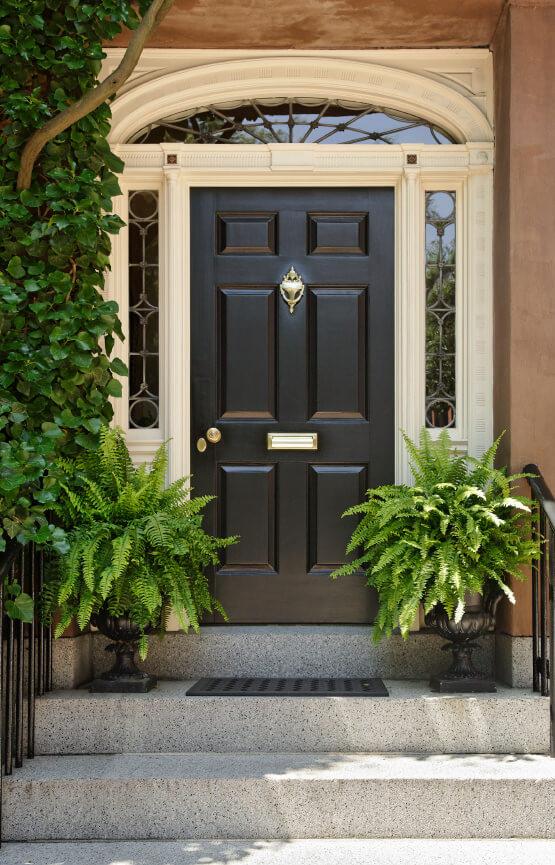 59 Front Door Flower And Plant Ideas
