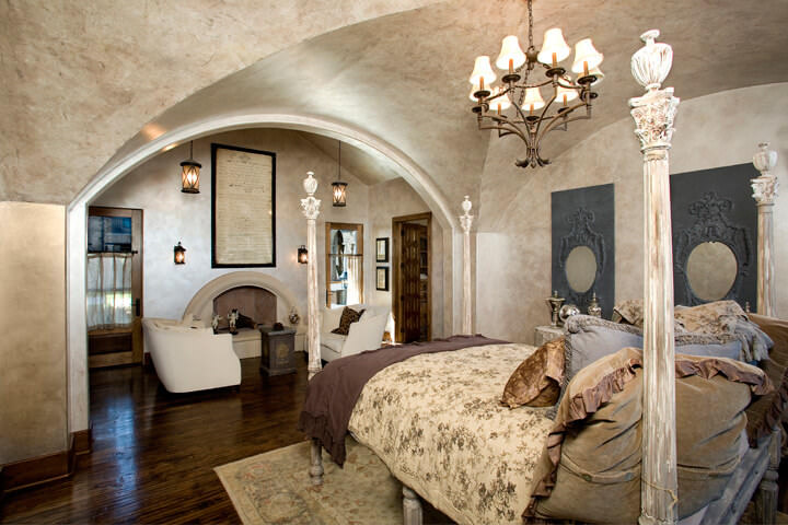 Intimate Bedroom Ideas Part - 27: If You Want To Sleep Like A King Or Feel Like A Queen This Is It