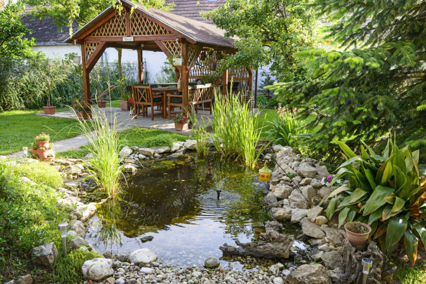 Get Your Fish Pond Through The Winter Months