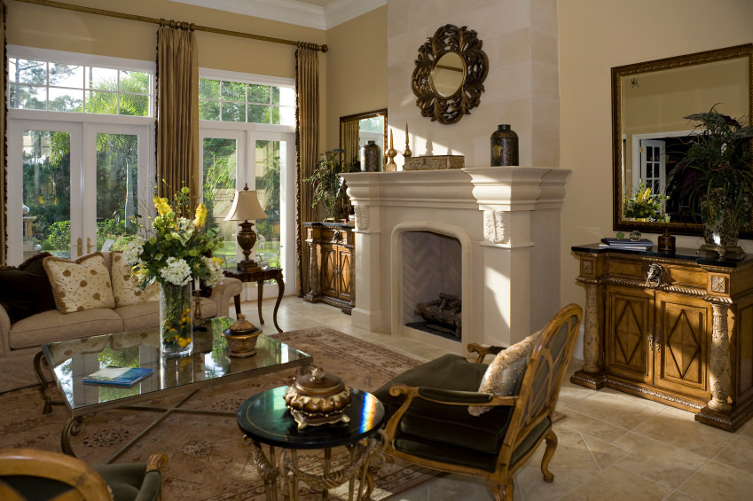 17 Types Of Living Room Themes Pictures Examples