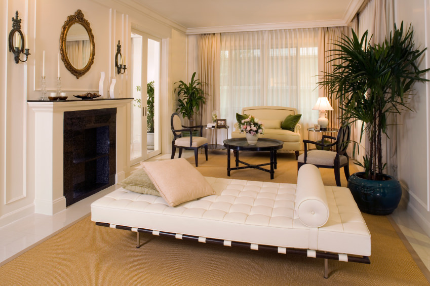17 different types of living room styles pictures examples for Modern victorian living room designs