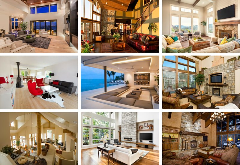 living room design themes  18 Types of Living Room Styles (Pictures
