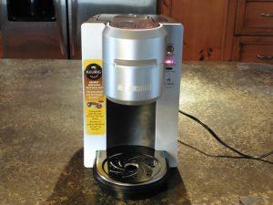 1Mr.Coffee Single Serve Coffee Maker