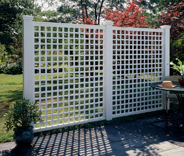 Privacy Fence from Teds Woodworking