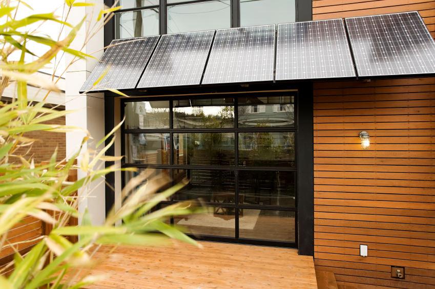 Wood Horizontal Strips Home Exterior