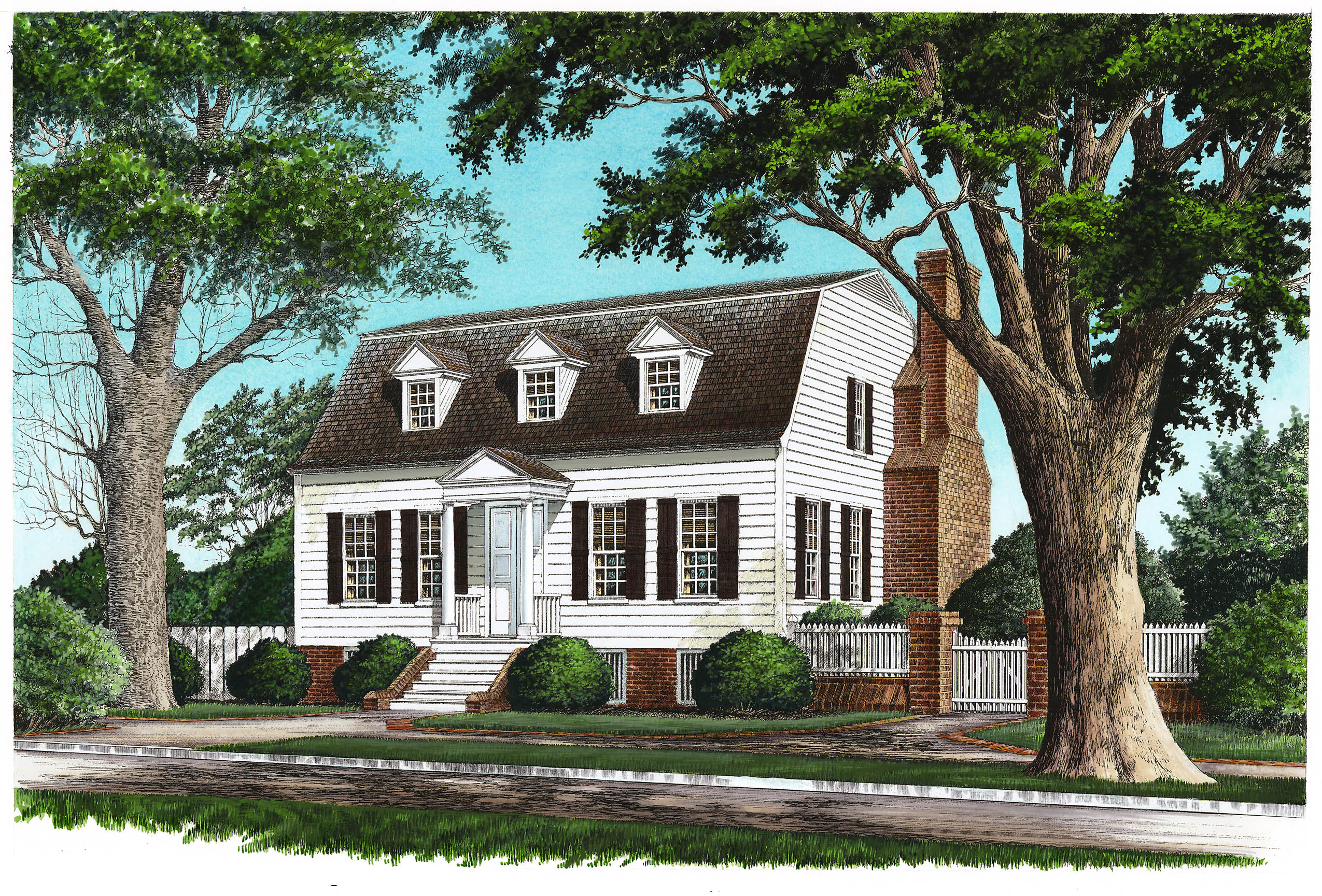 20 examples of homes with gambrel roofs photo examples gambrel roof shingles needed for a gambrel roof calculator