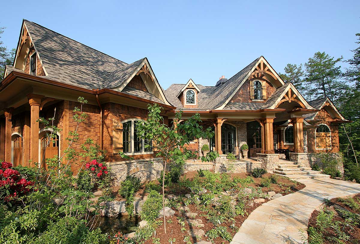 32 types of home architecture styles modern craftsman for Craftsman style architecture
