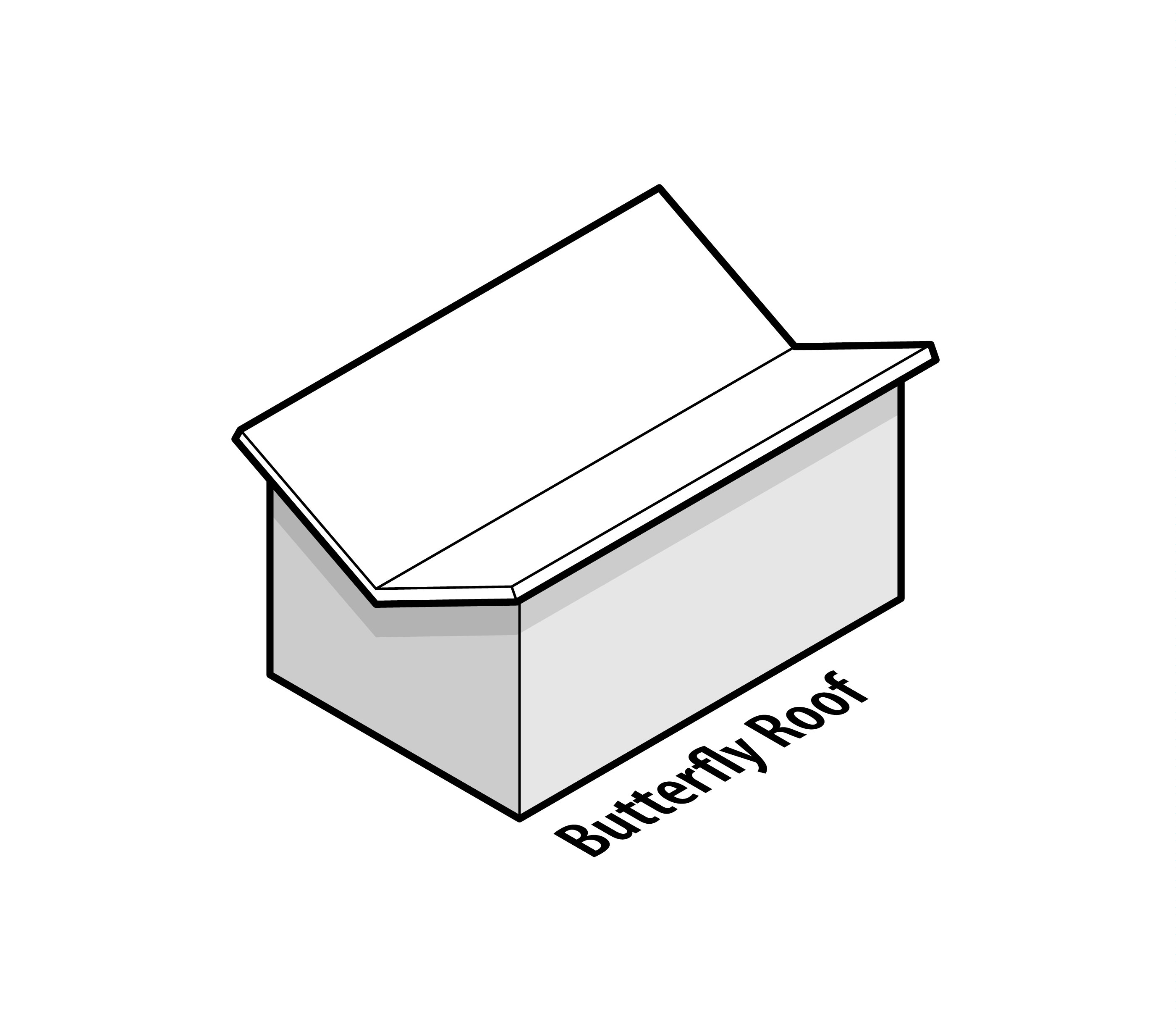 Butterfly Roof Design