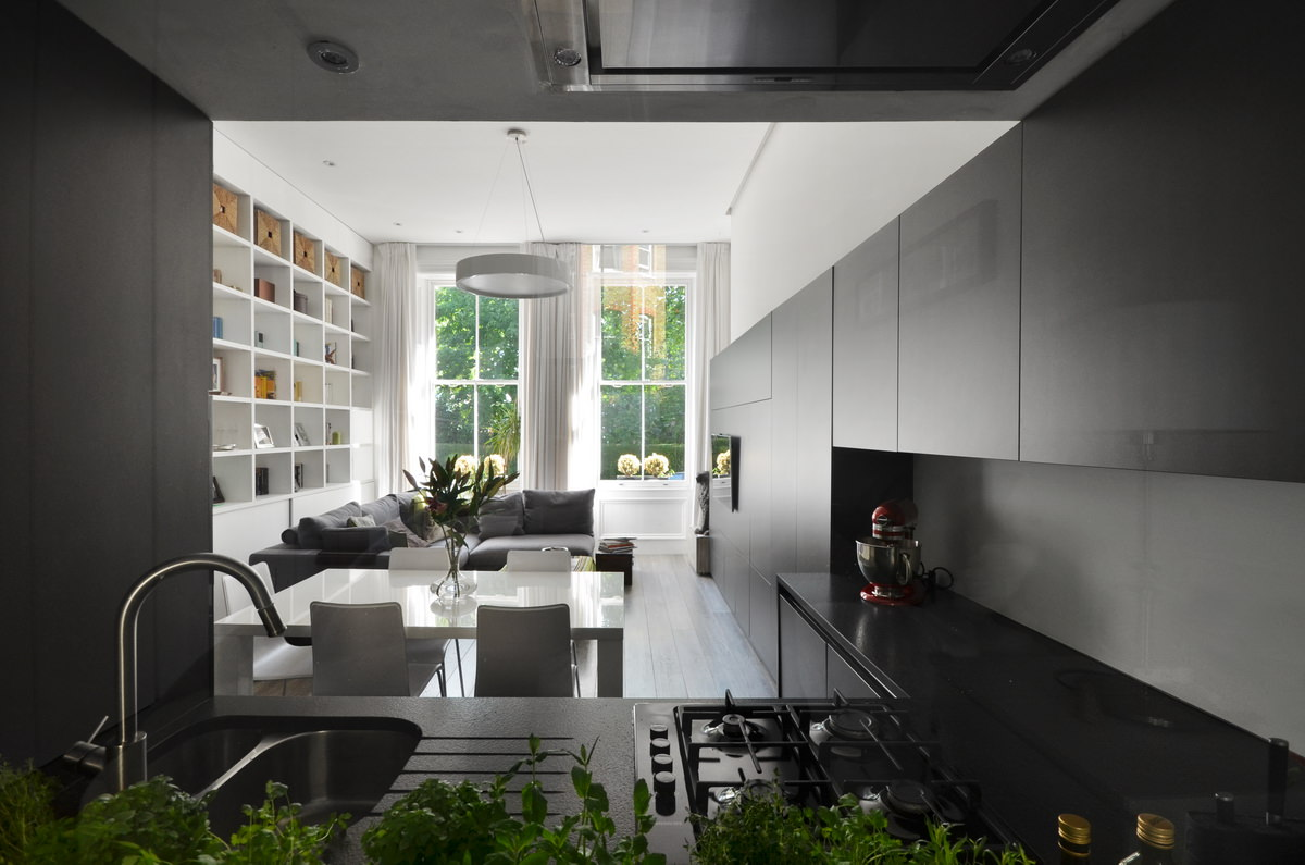Daniele Petteno - Nevern Square Apartment-03