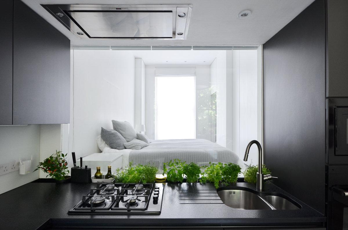 Daniele Petteno - Nevern Square Apartment-04