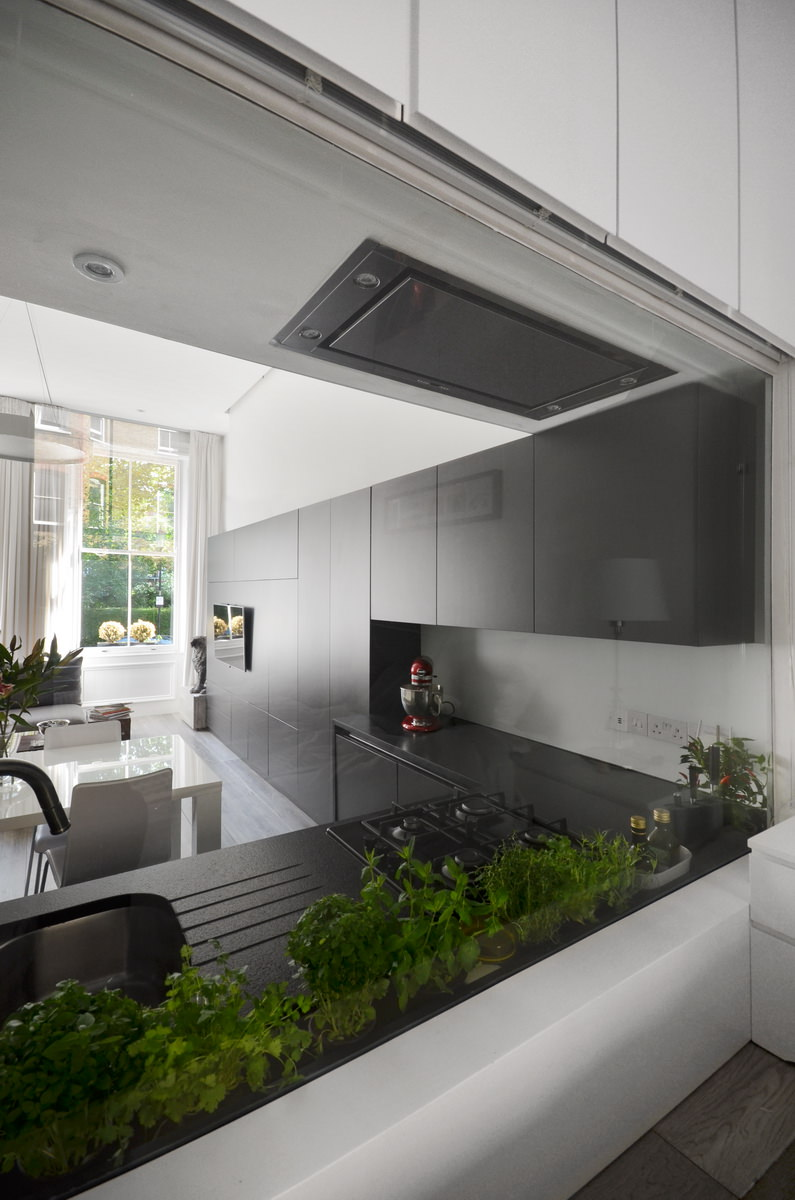 Daniele Petteno - Nevern Square Apartment-15