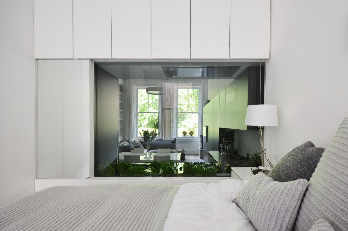 Daniele Petteno - Nevern Square Apartment-18