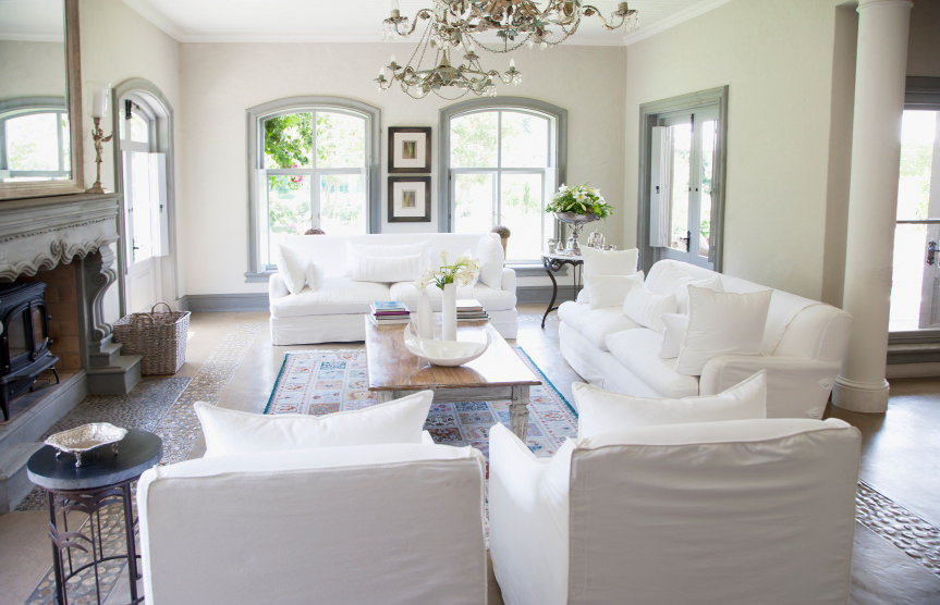72 living rooms with white furniture sofas and chairs for Matching living room chairs