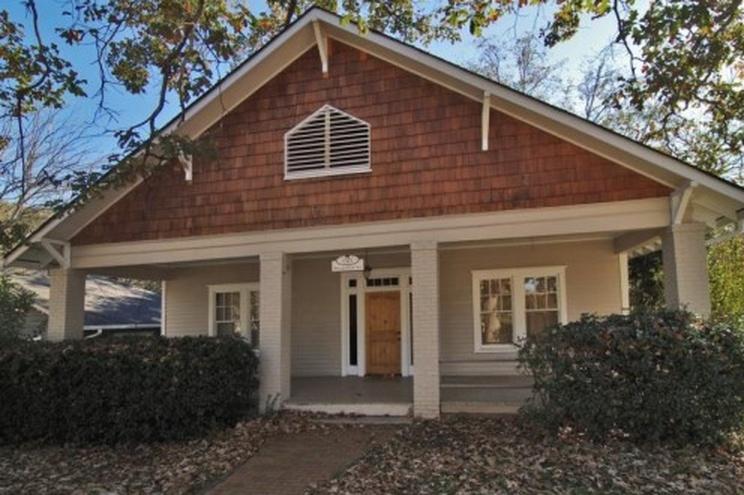 East Atlanta Village Craftsman Starter Home