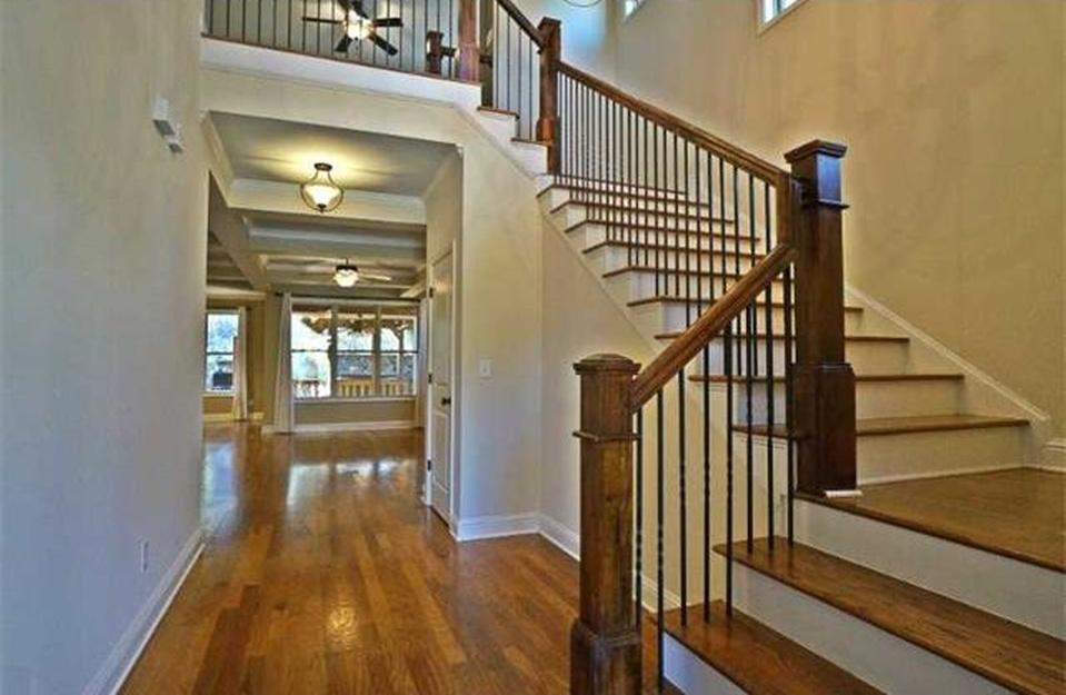 Foyer in Atlanta Starter Home