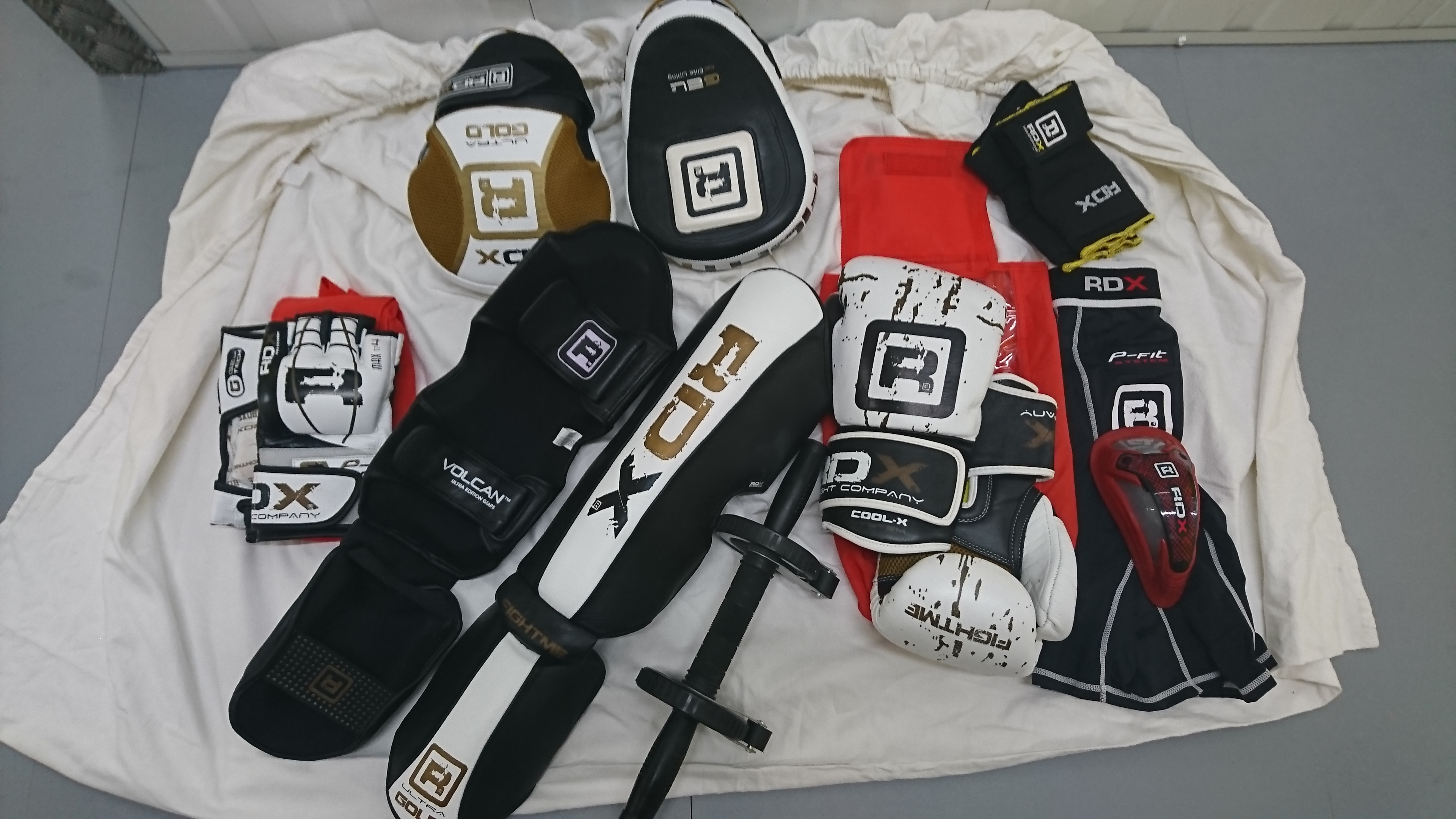 Martial Arts RDX sport equipment