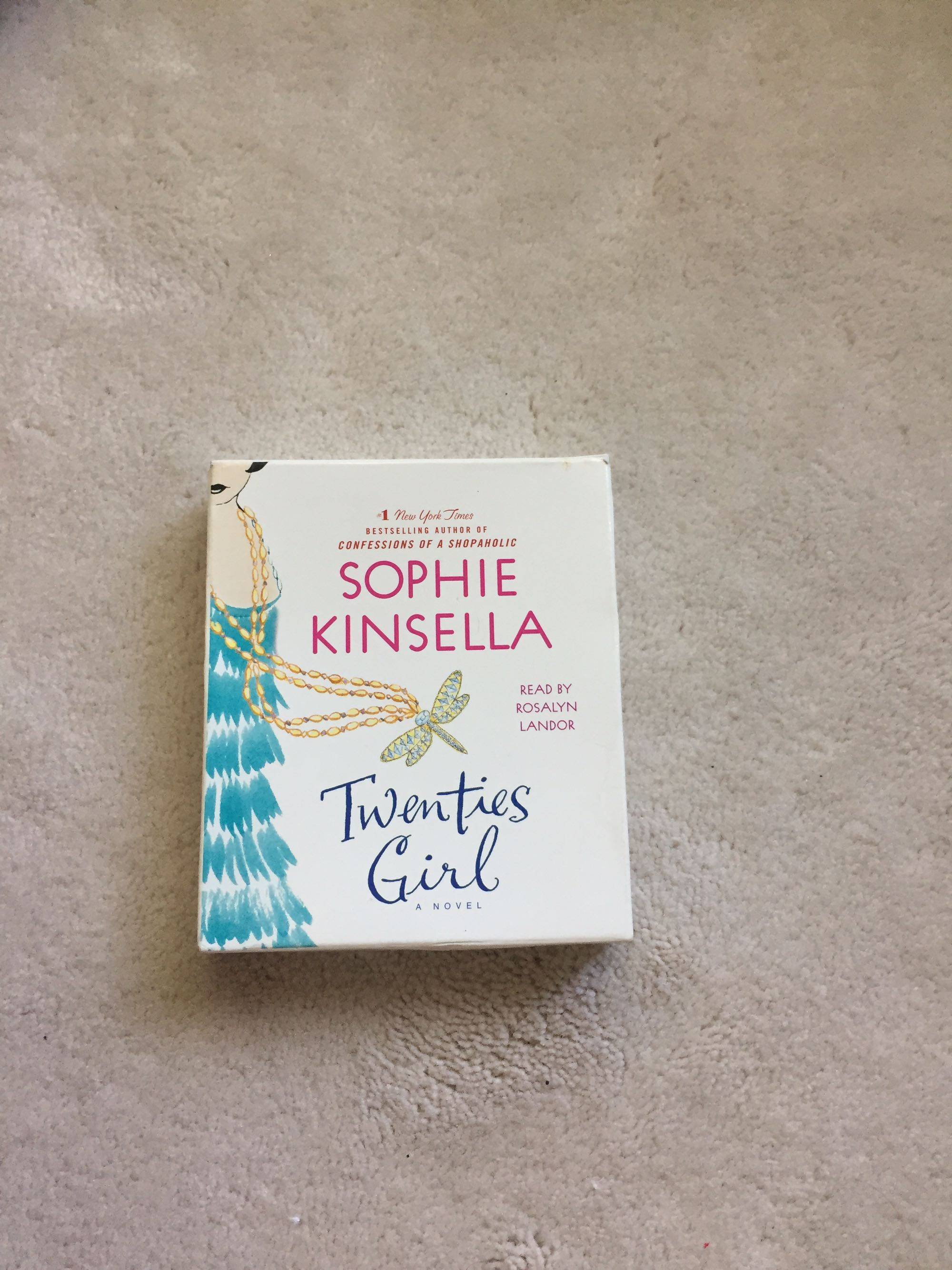 Twenties Girl audiobook by Sophie Kinsella