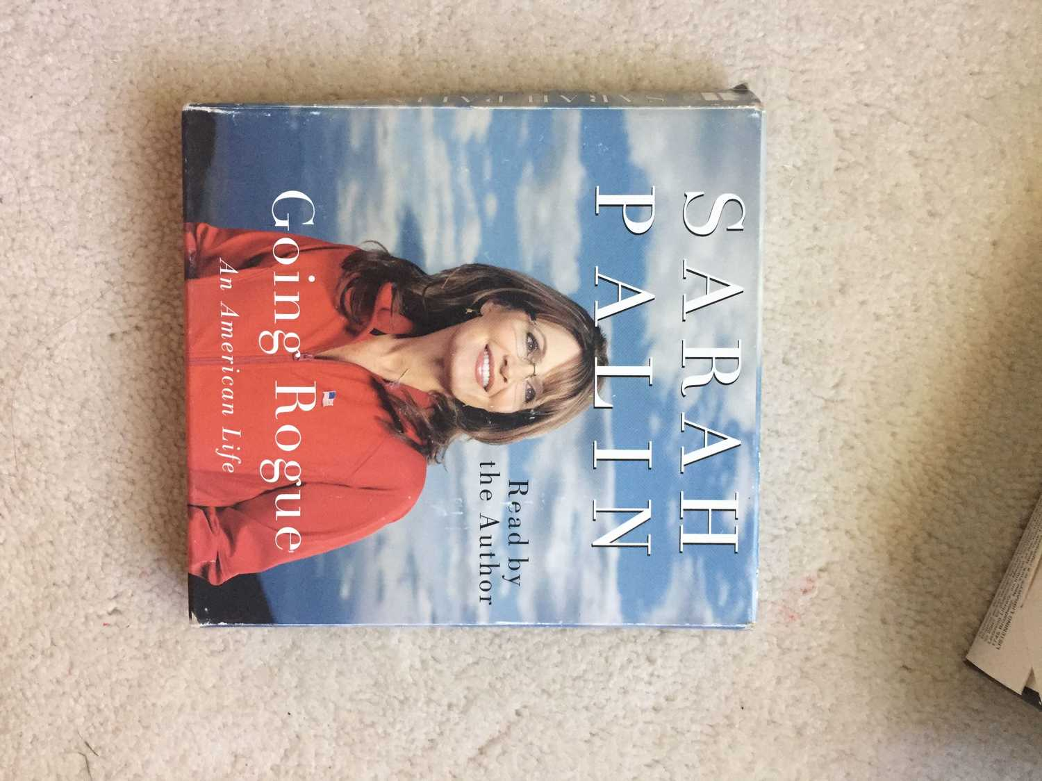 Going Rogue by Sarah Palin audiobook