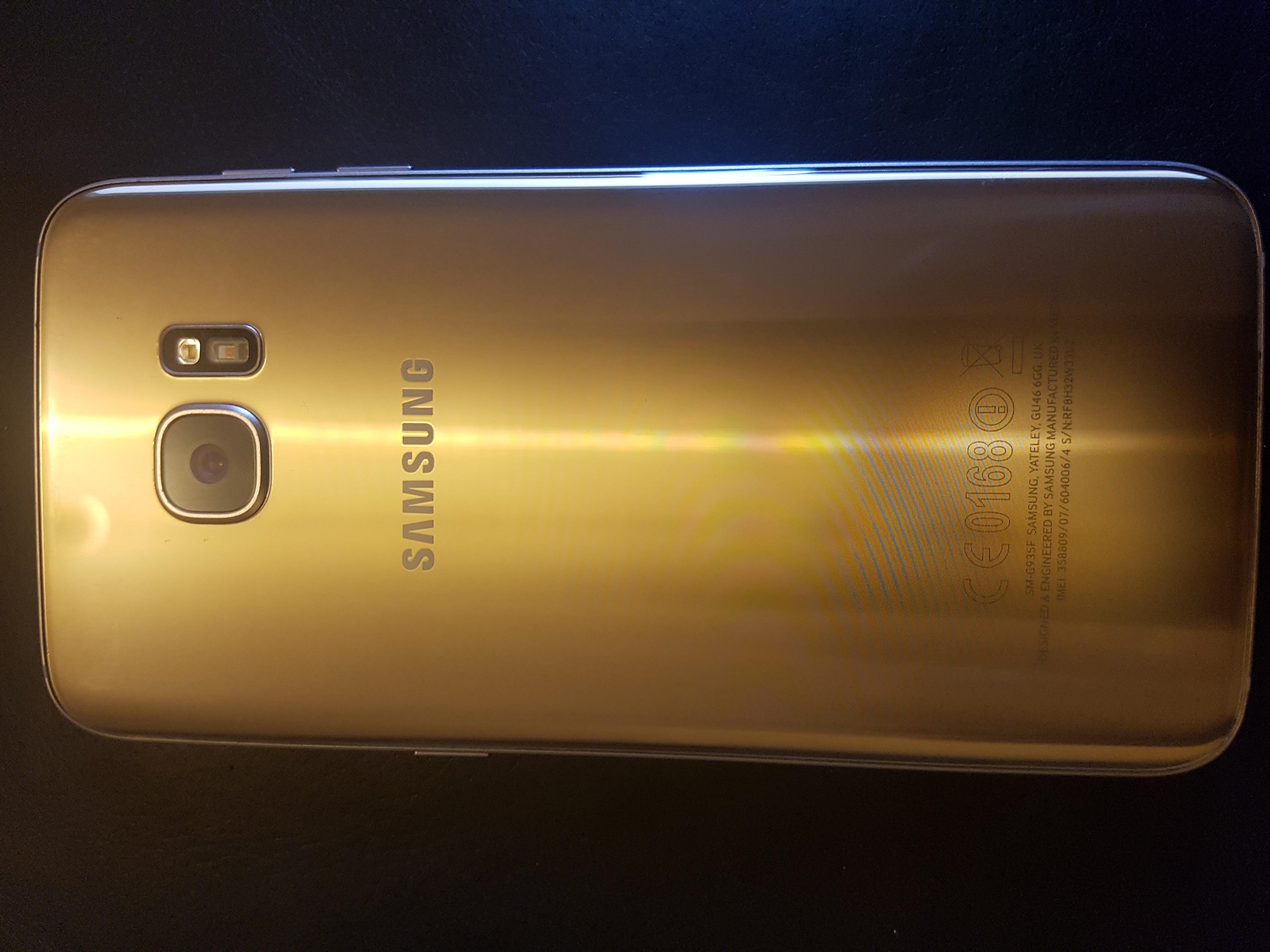 Samsung galaxy s7 edge perfect condition