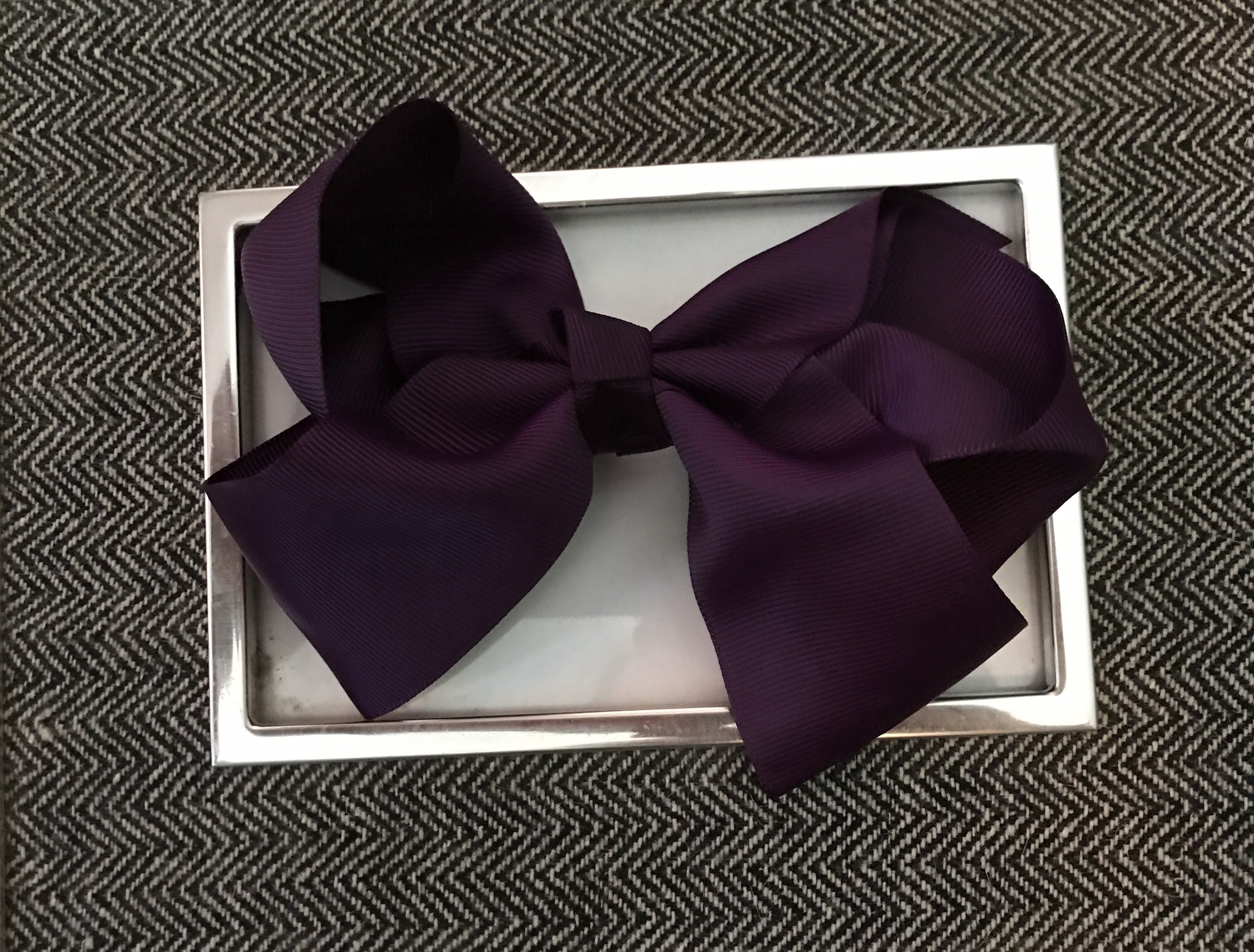 "Girls 6"" Hairbows"