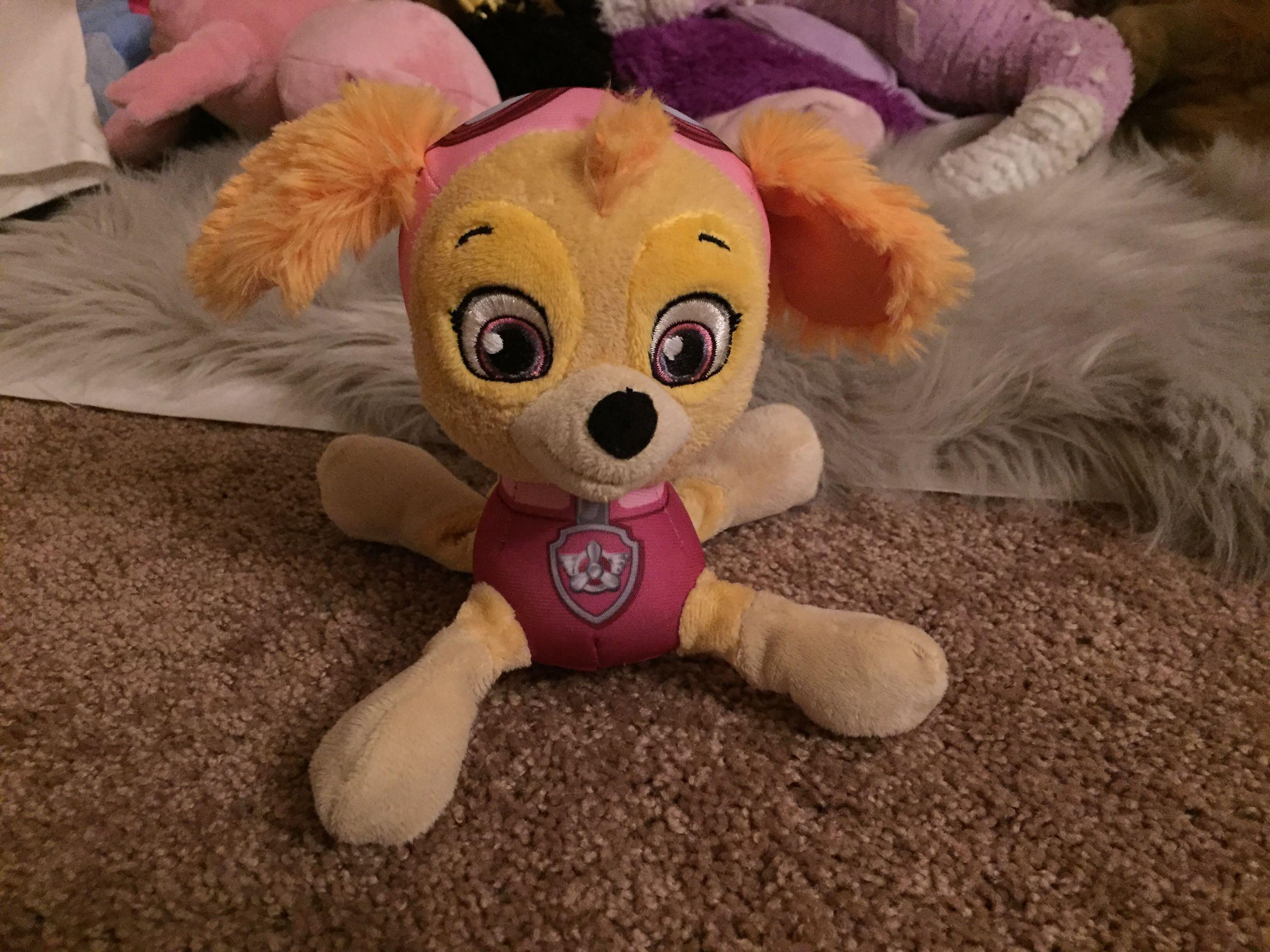 Paw Patrol Plush Puppy Doll