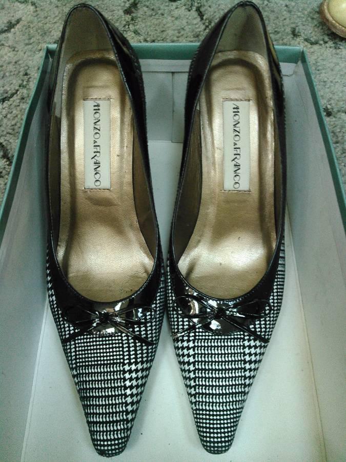 Monzo & Franco Heels