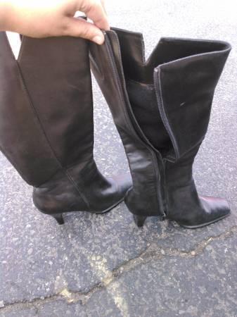 Coup D'etat Boots
