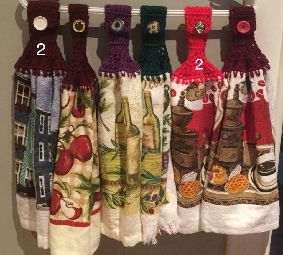 Kitchen/Stove Tea towels