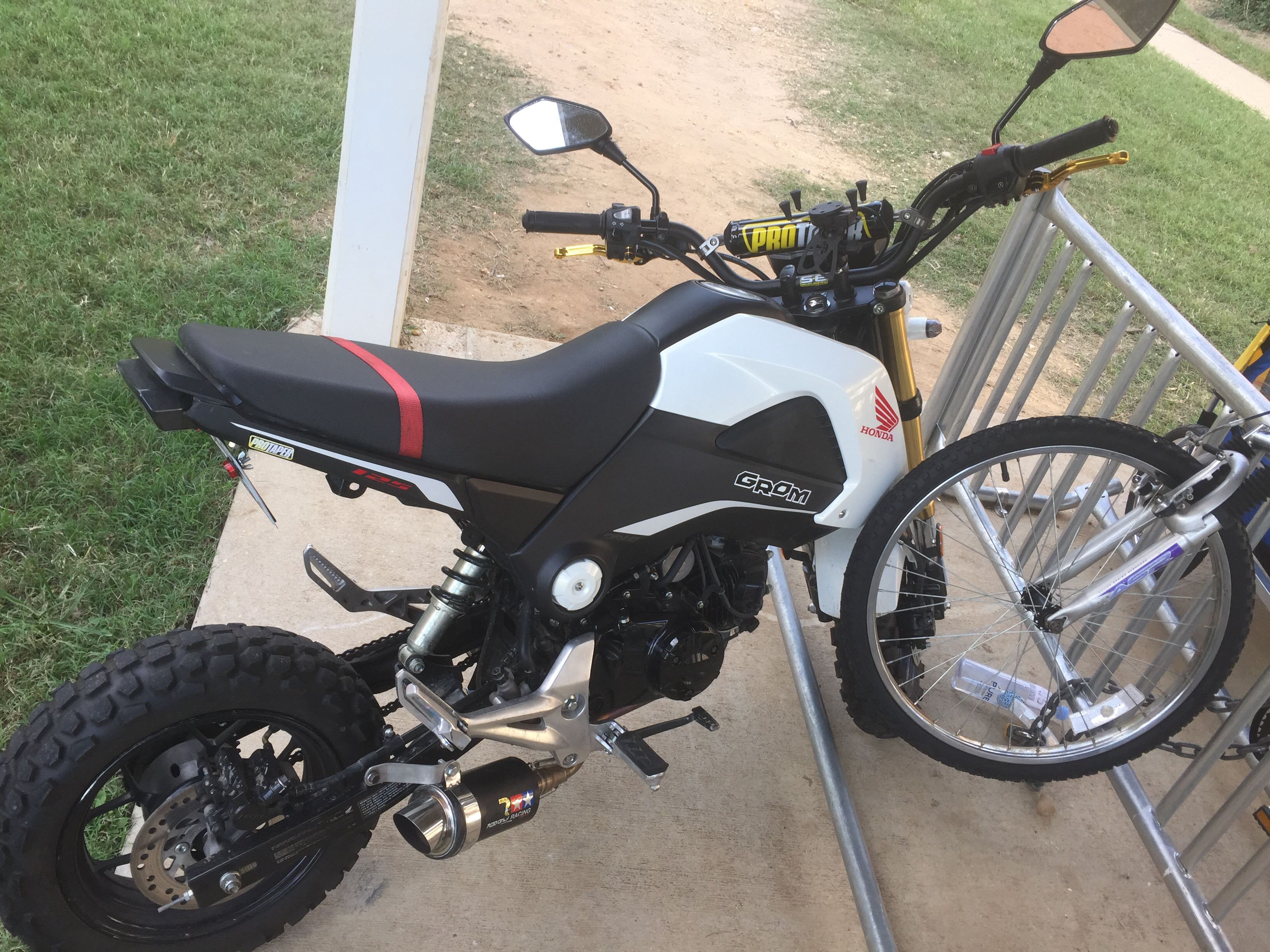 Super and fun Honda Grom