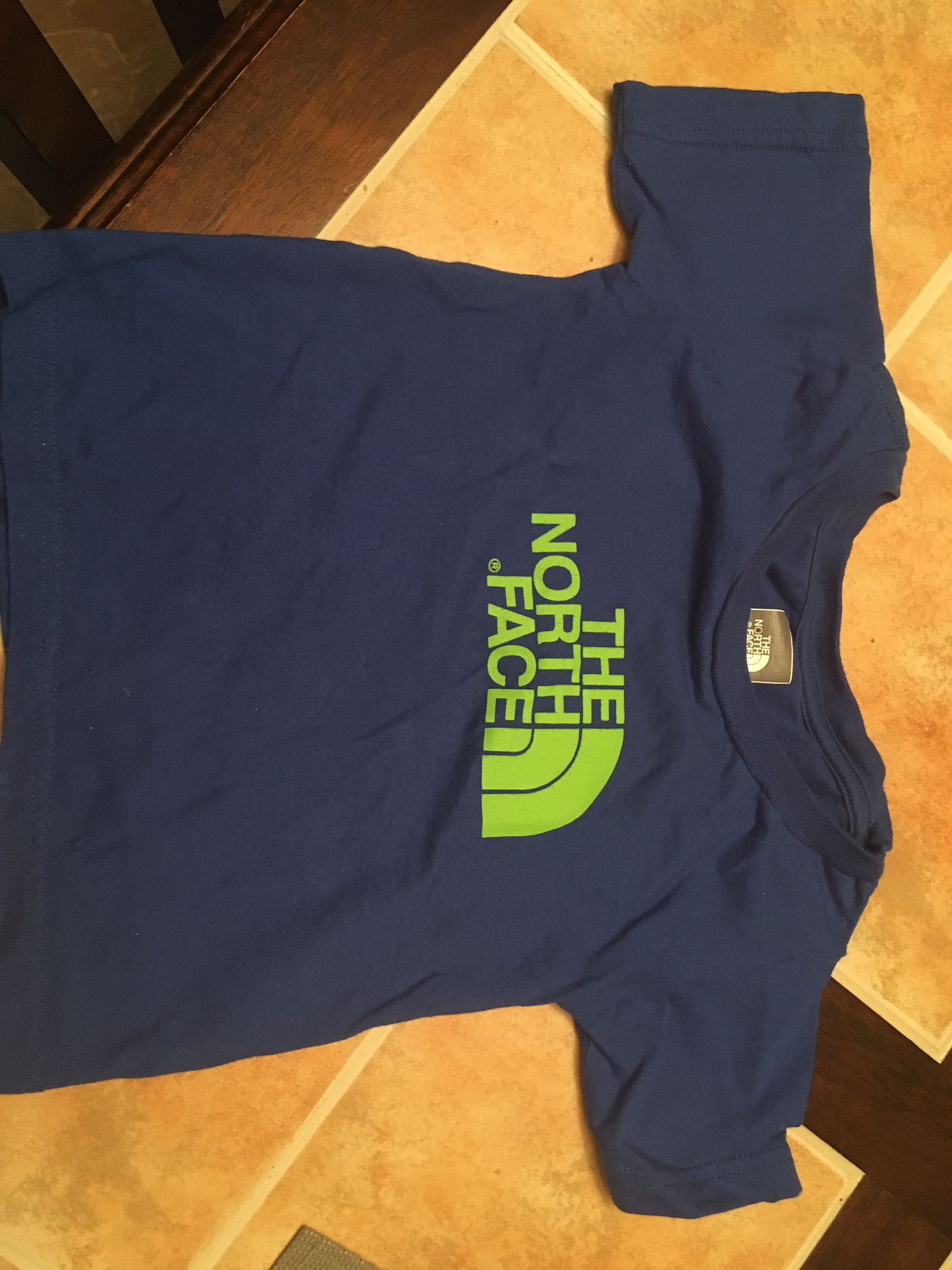Authentic NF Tee