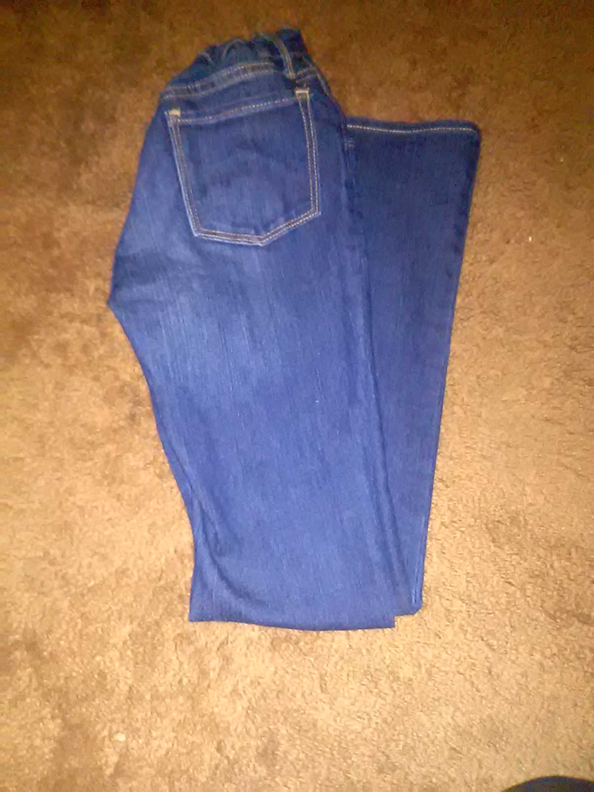 Old Navy size 12 regular w/adjustable waist band