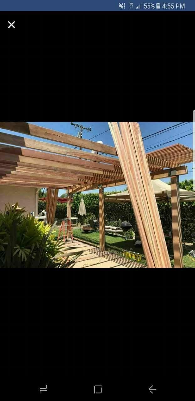 Asemos fraime deck y roofing y Pintura Y vardas