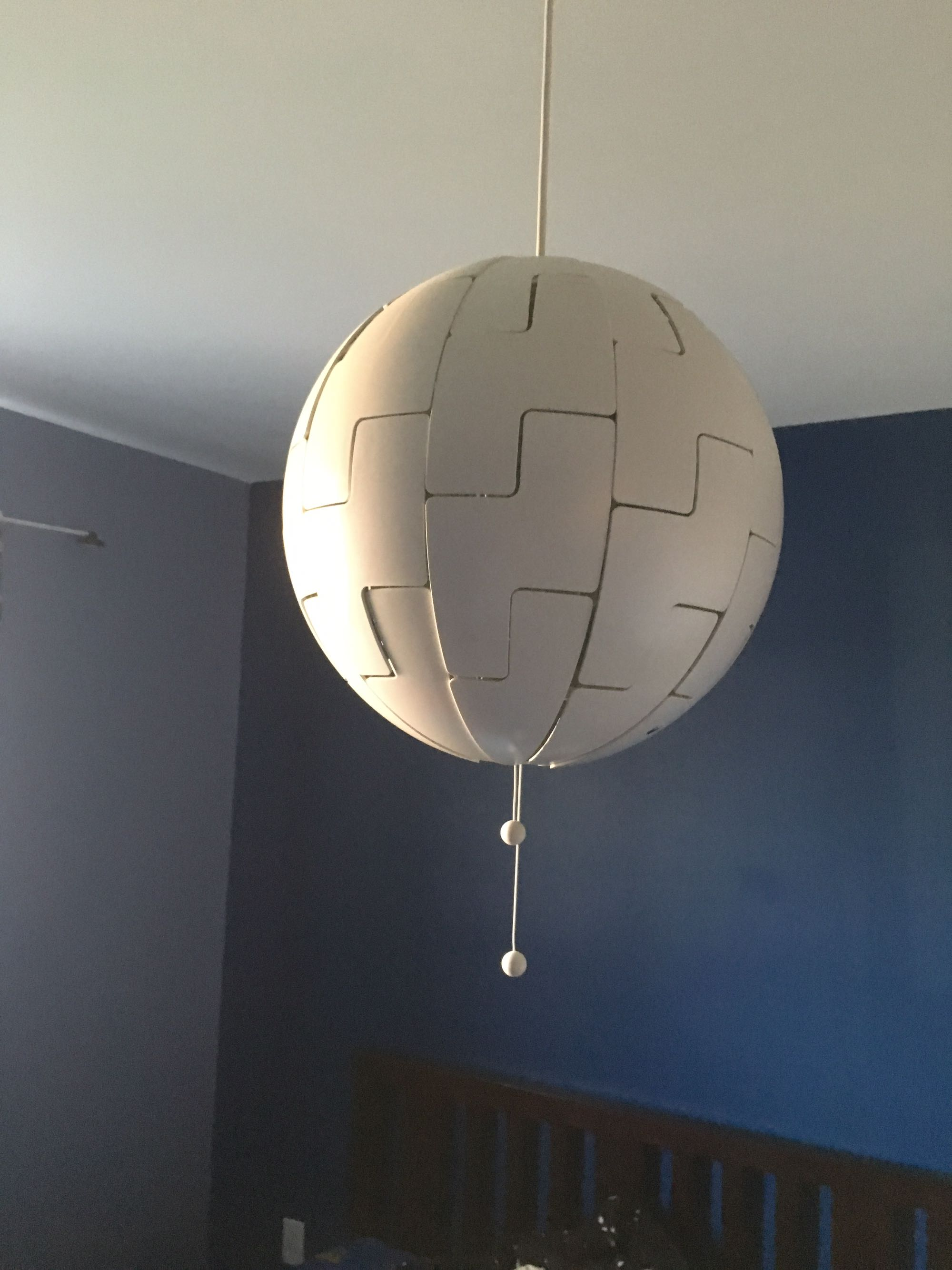 IKEA light fixture