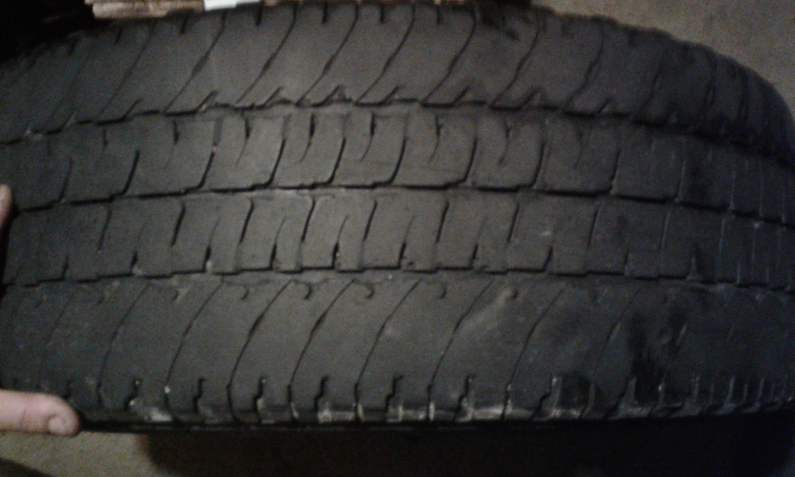 4 tires size 275 70 r18