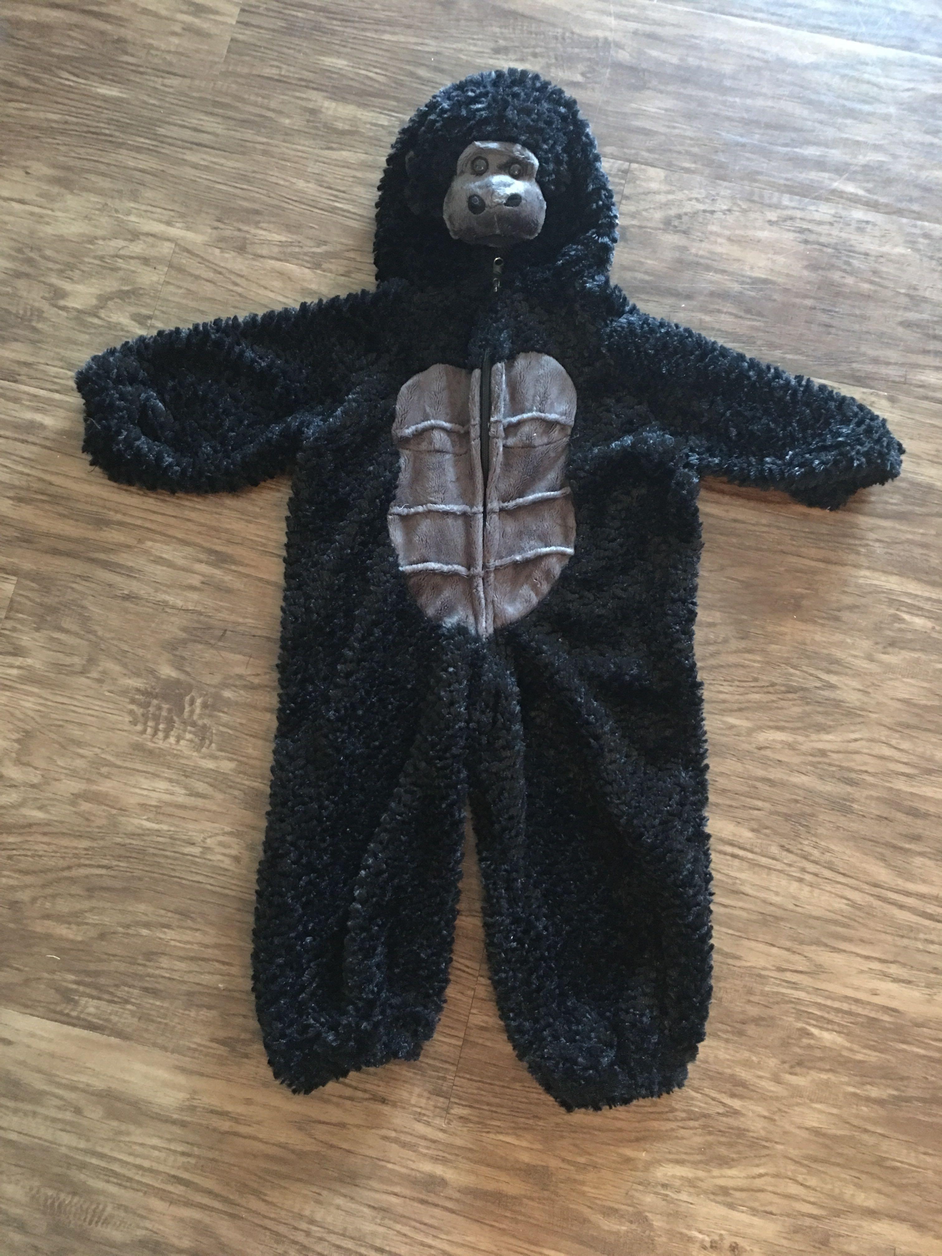 Gorilla Halloween Costumes
