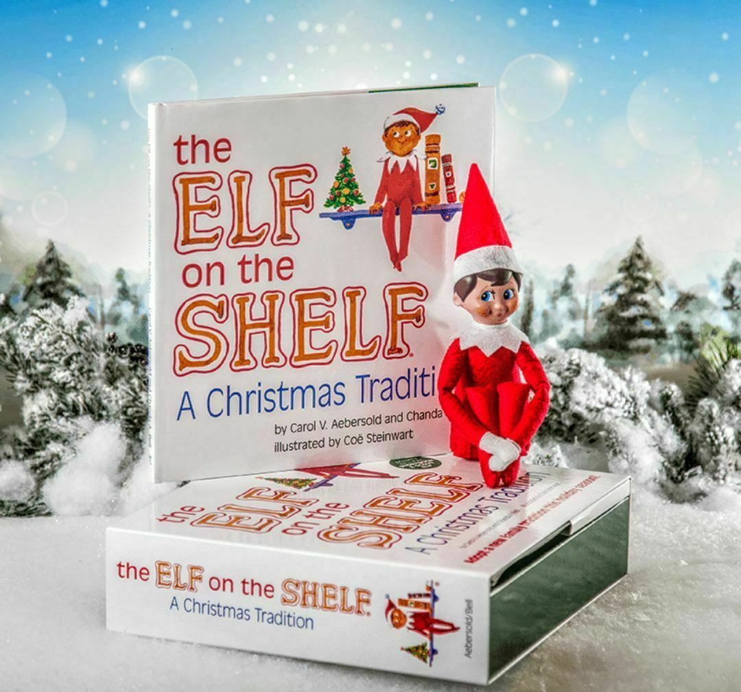 New in Box!! ~ Elf on the Shelf ~ Includes the Elf and Book~