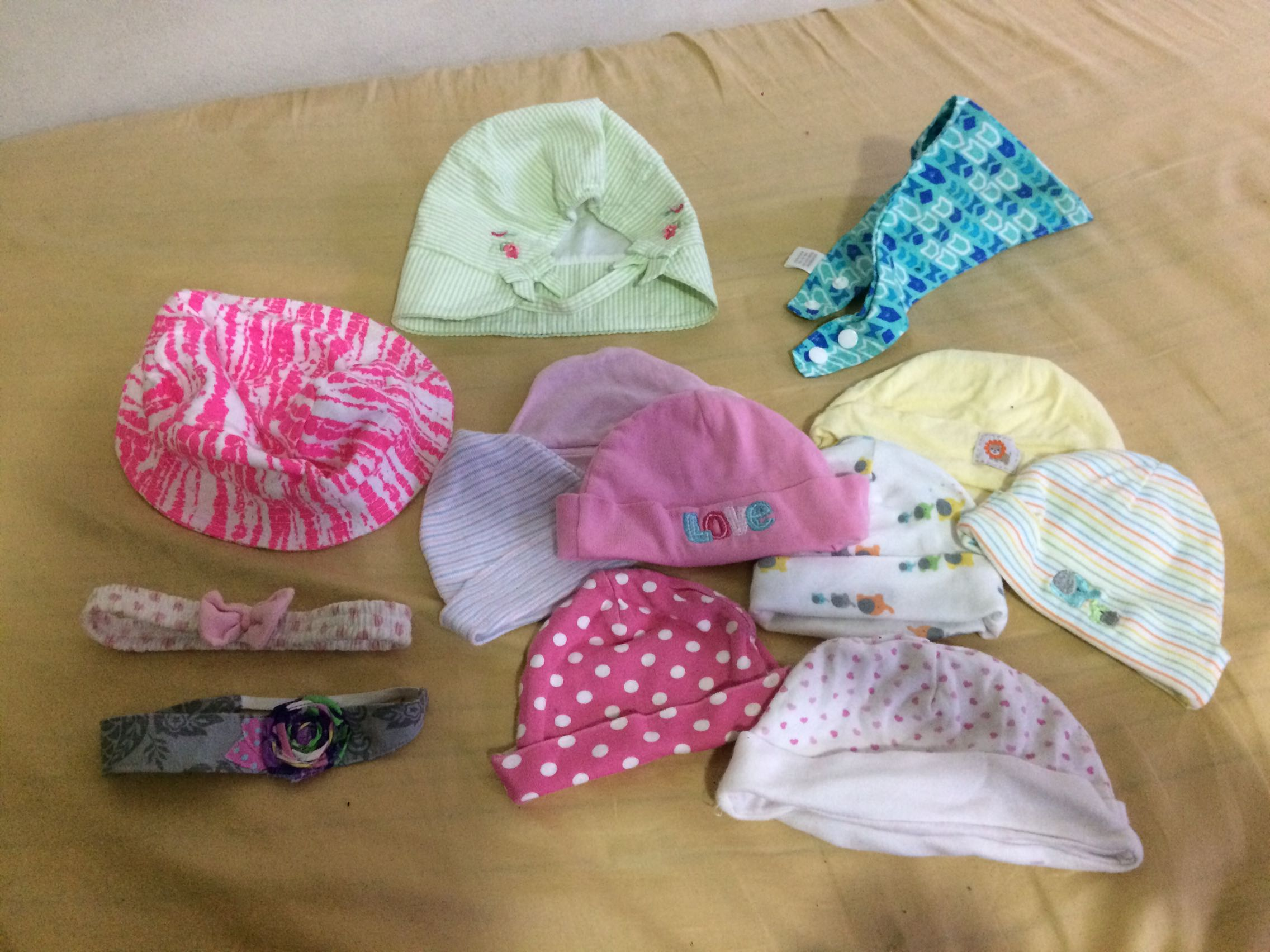 Baby Hats and Headbands