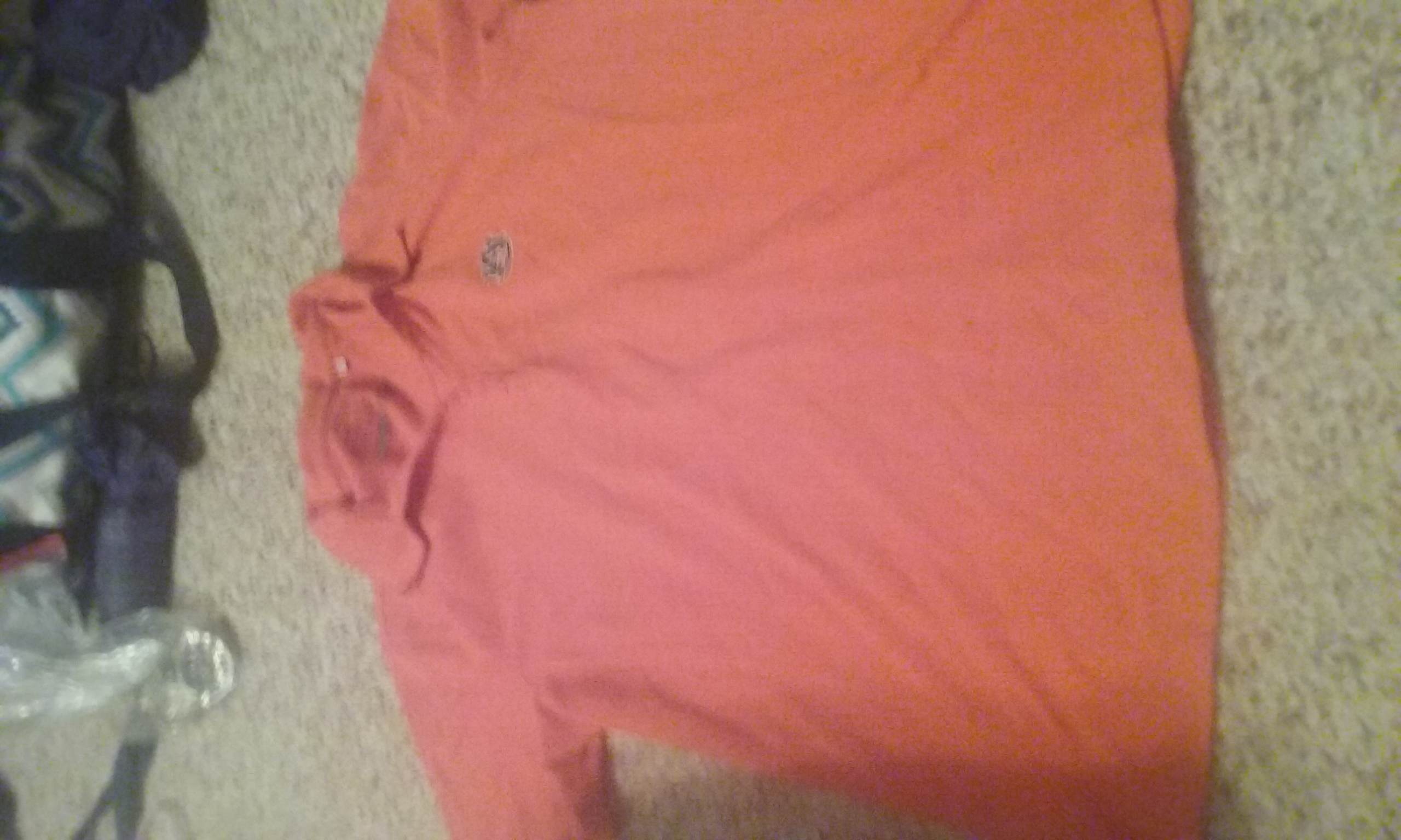 Youth large Auburn shirt euc