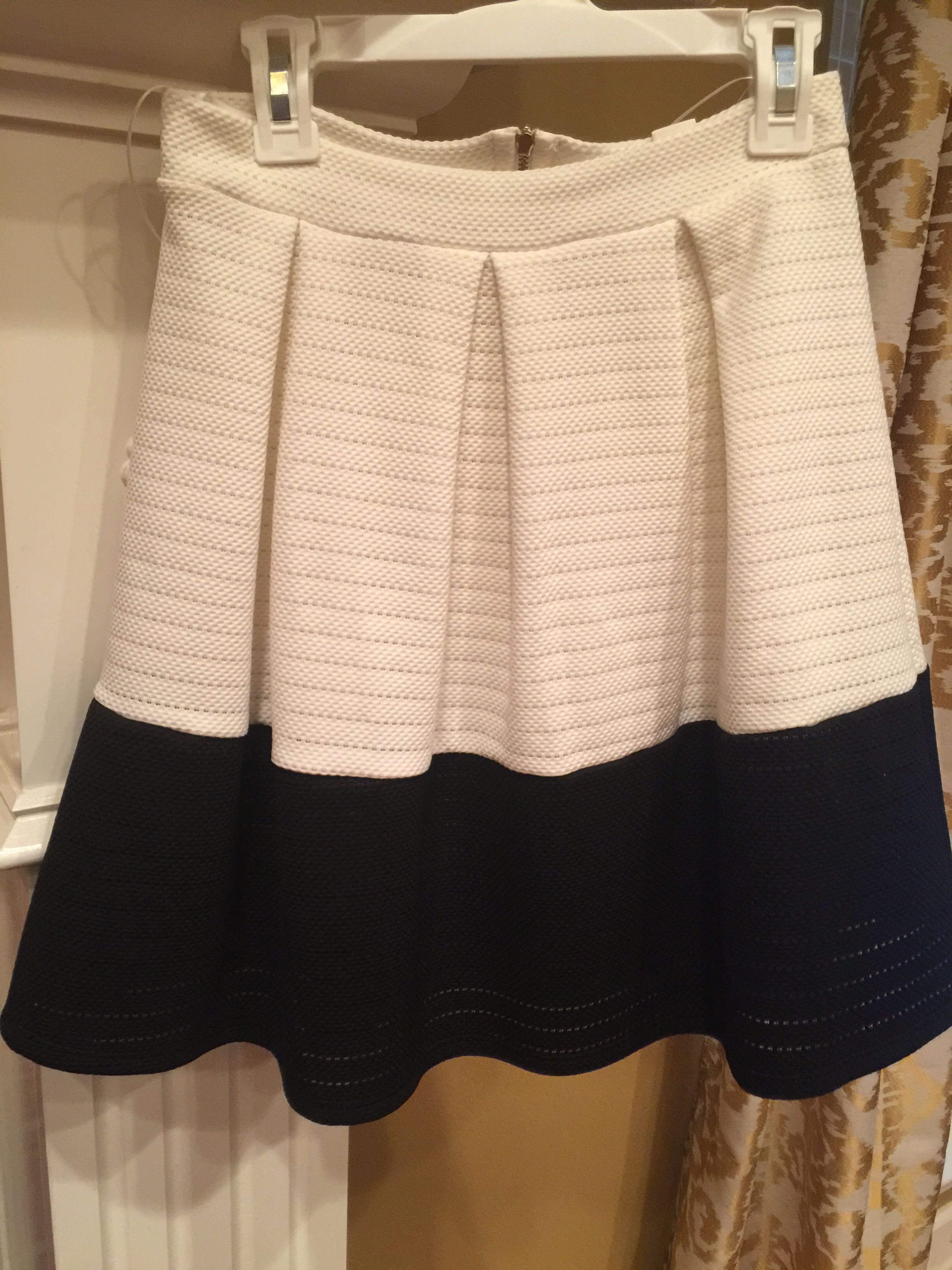 Small skirt from Francesca's.