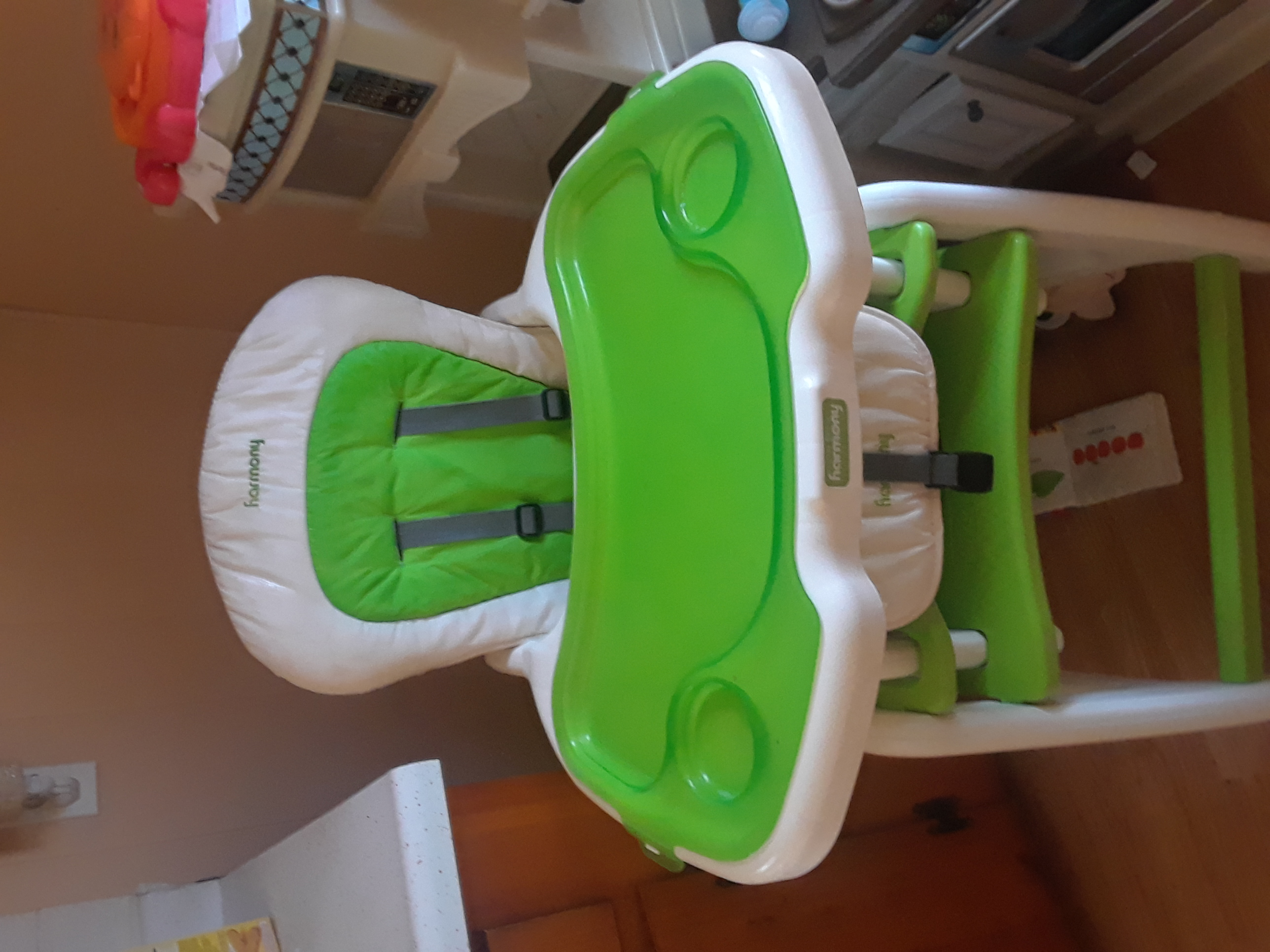 Harmony 4 in 1 high chair