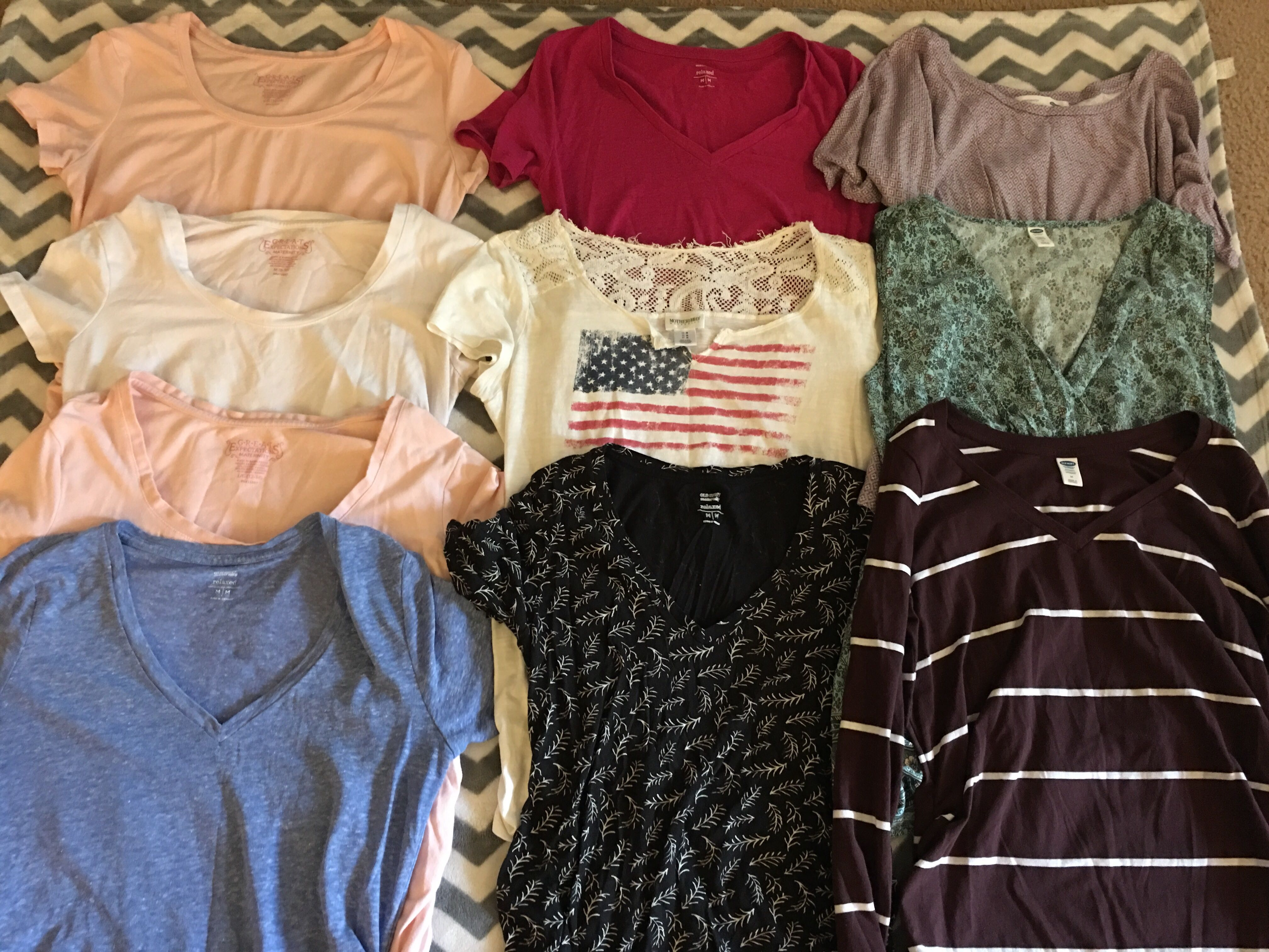 Maternity/ Nursing Clothes