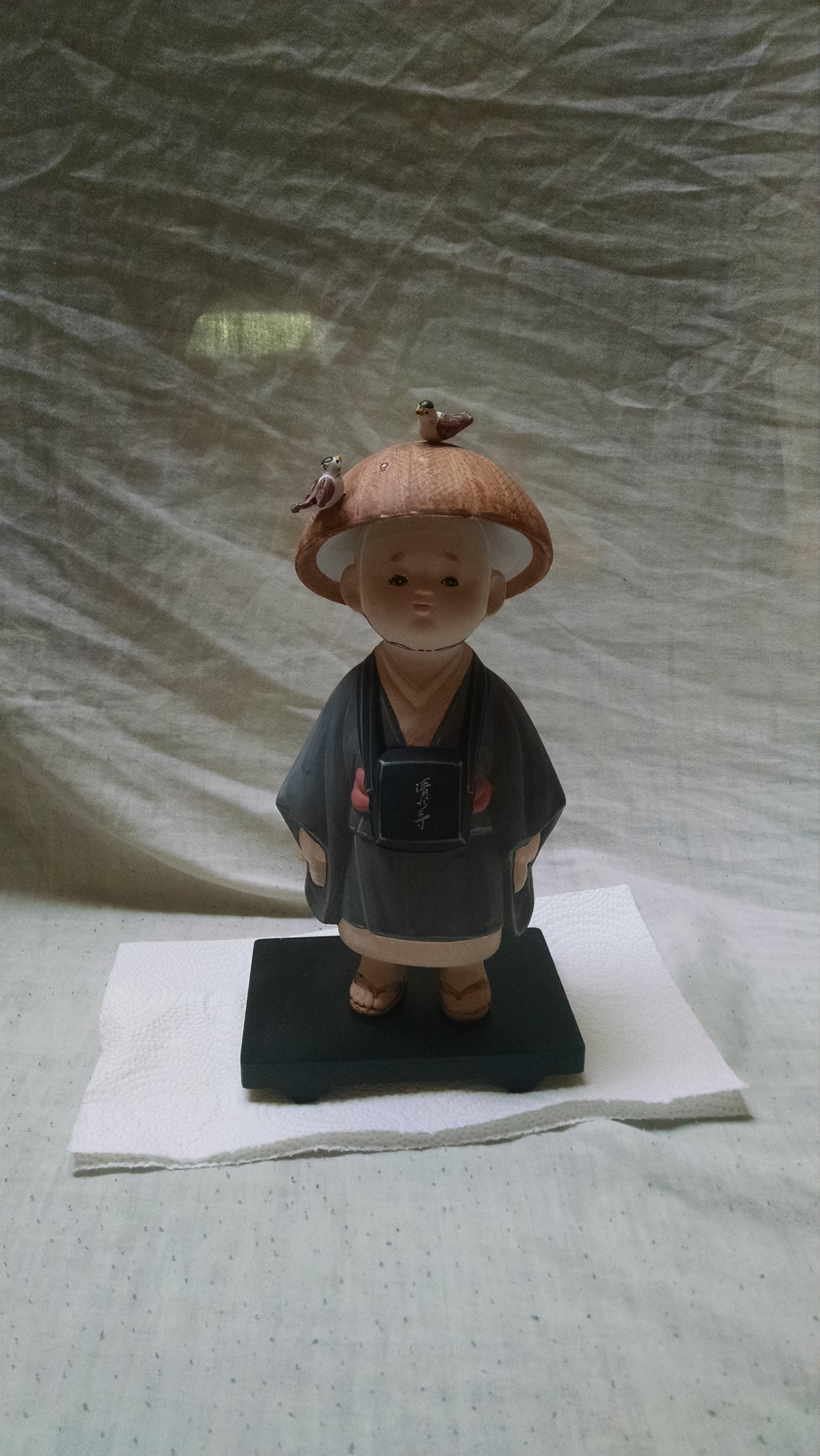 1970's Japanese Bird Boy doll
