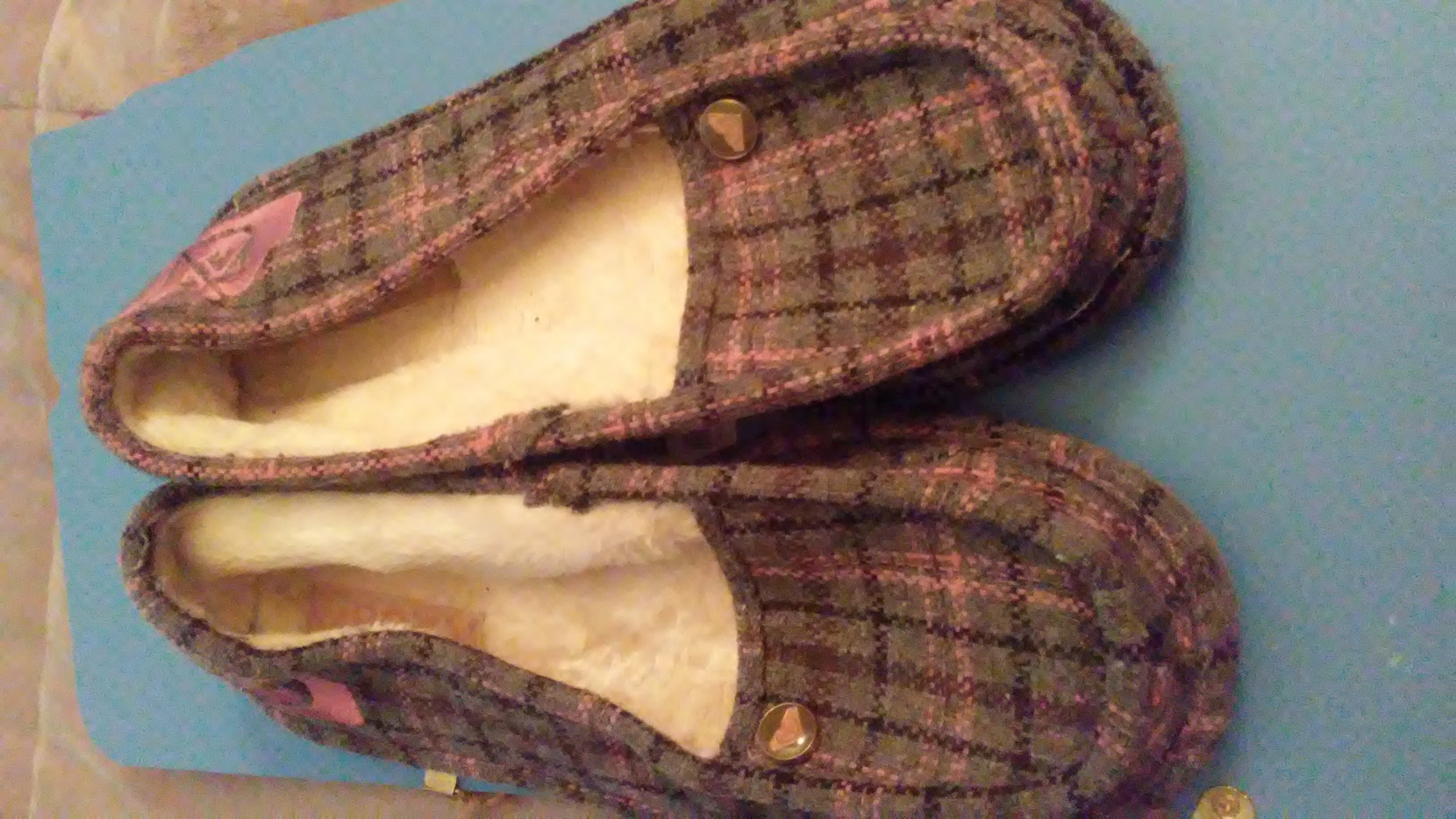 Gently used kids house slippers