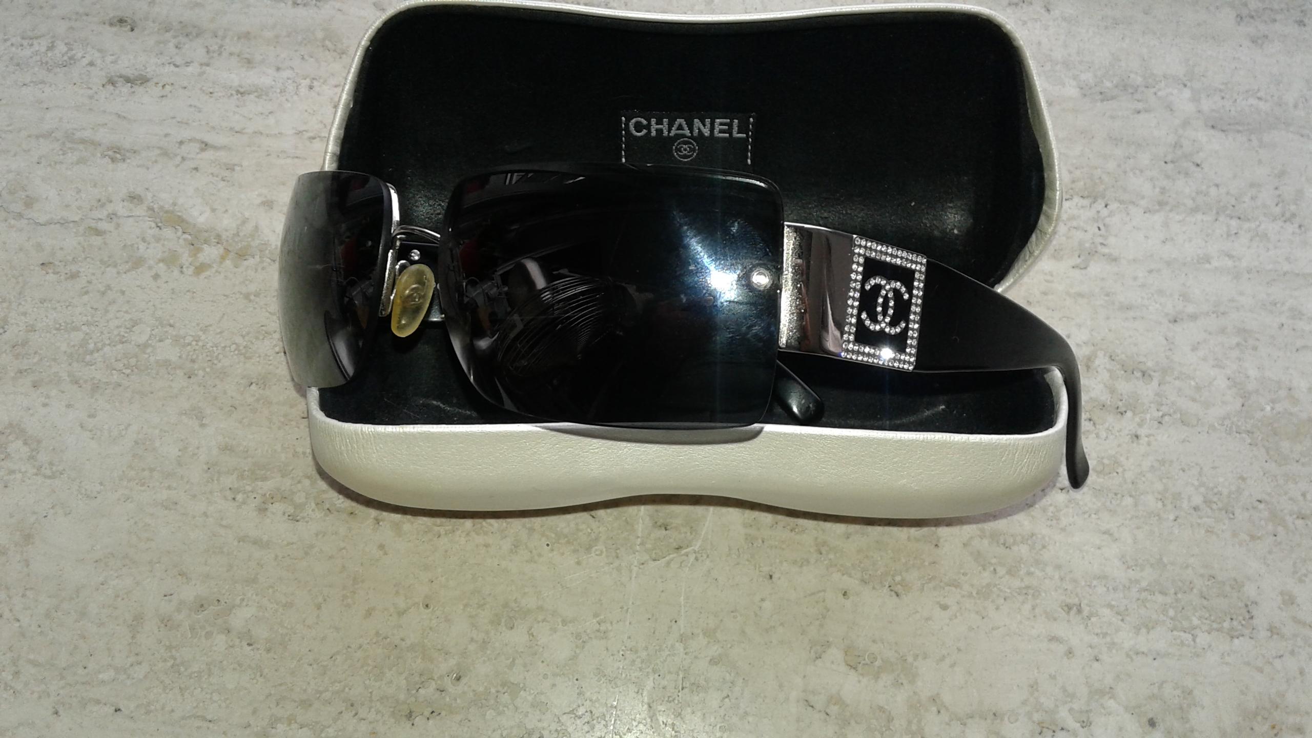 Coco Chanel sunglasses