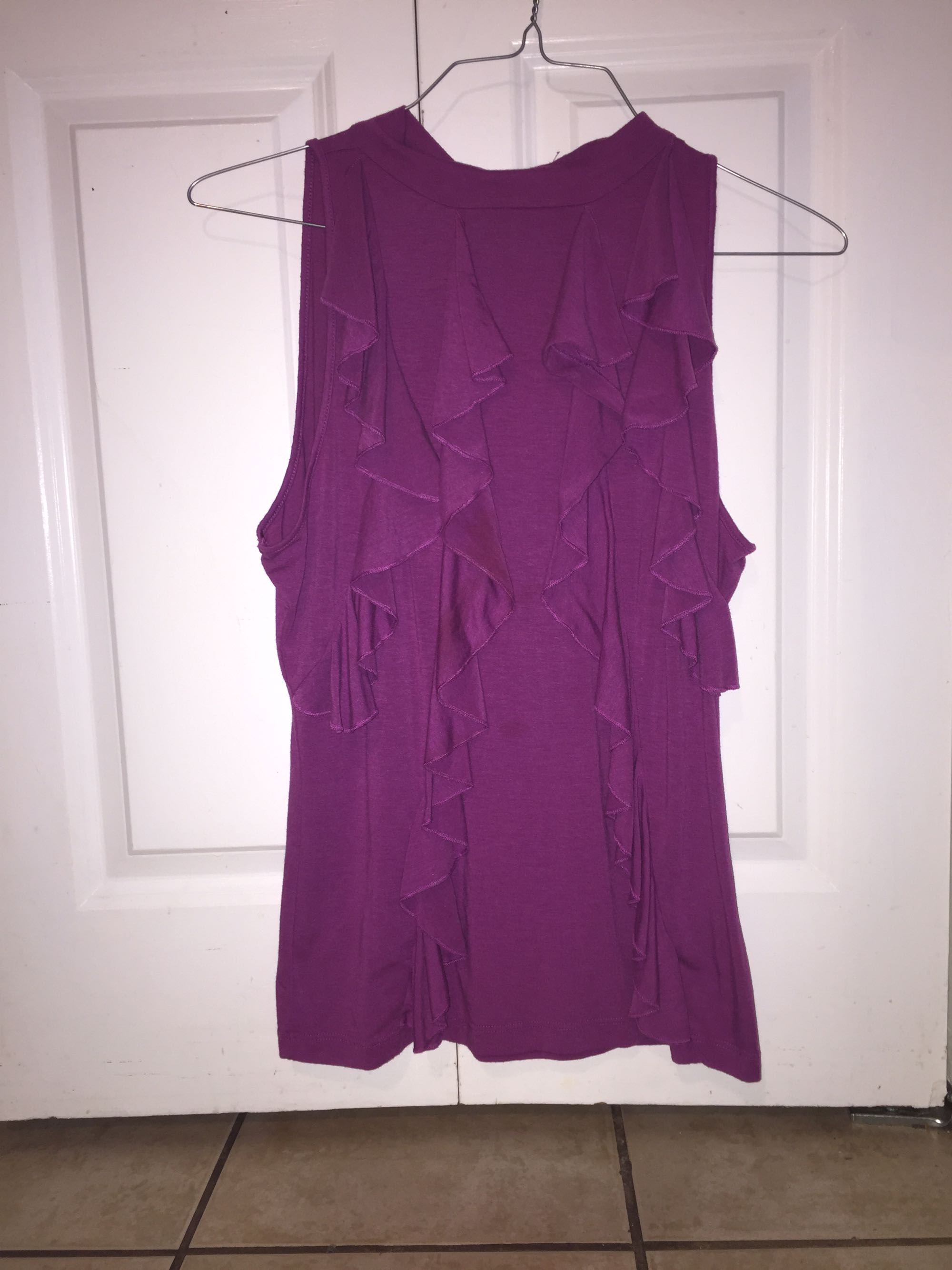 Susie rose cute blouse size xl
