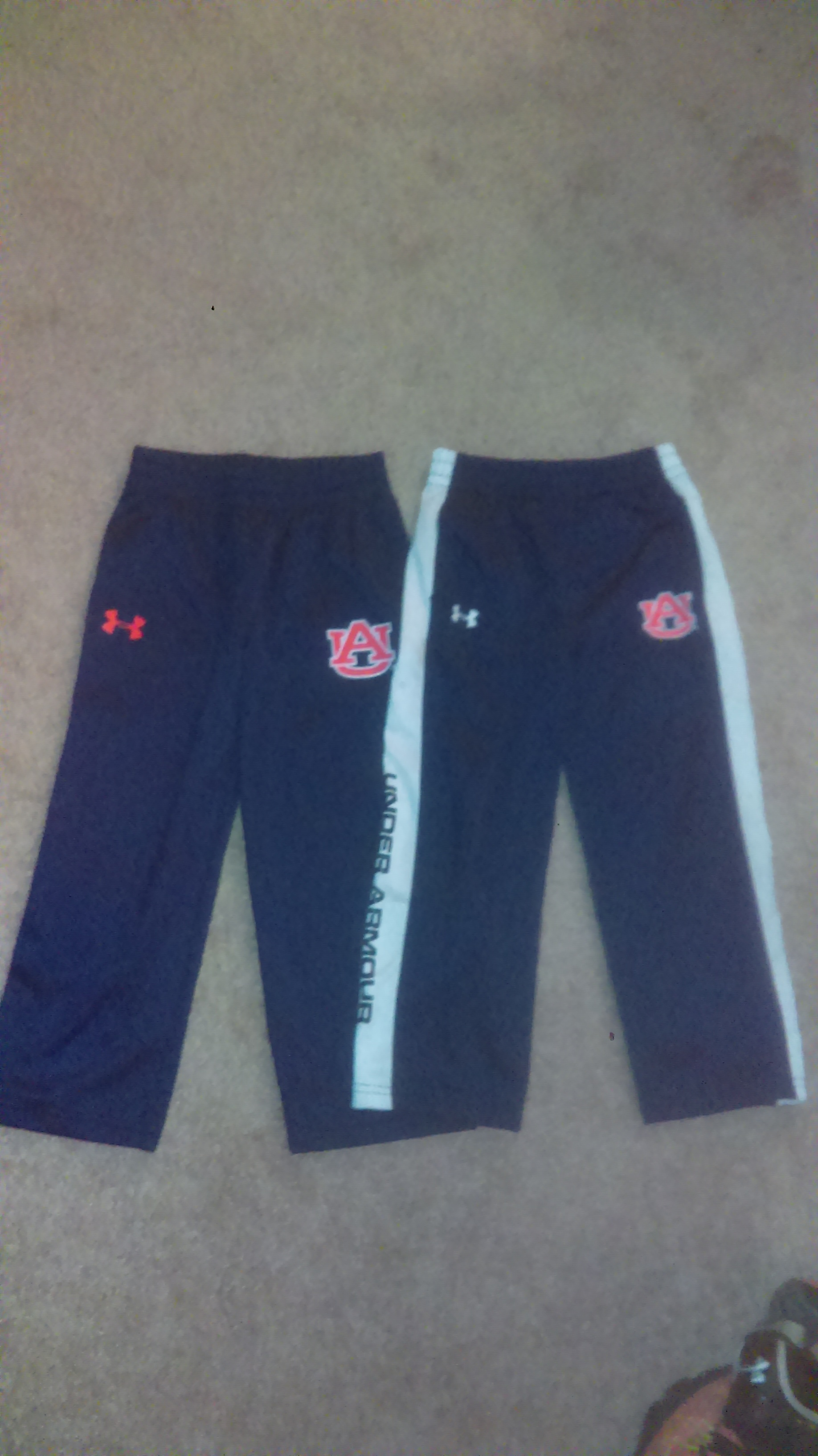 Boys size 4t under armor