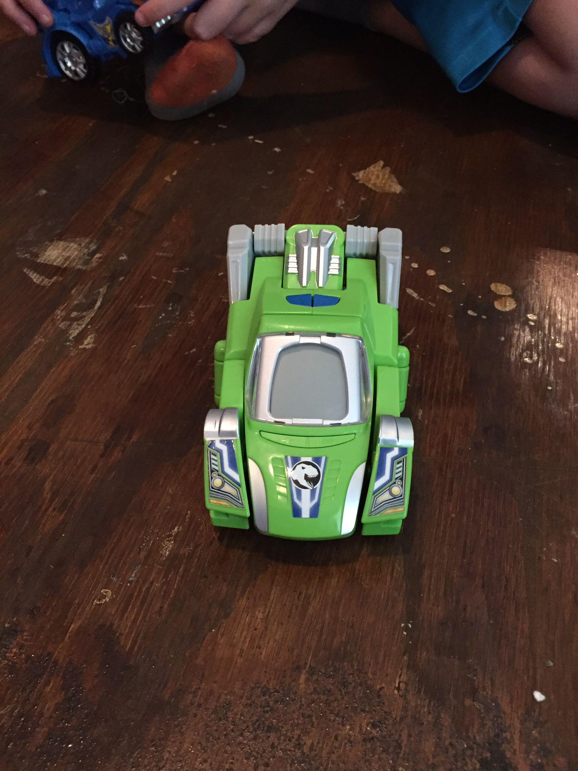 Vtech Switch and Go Dino-Sliver