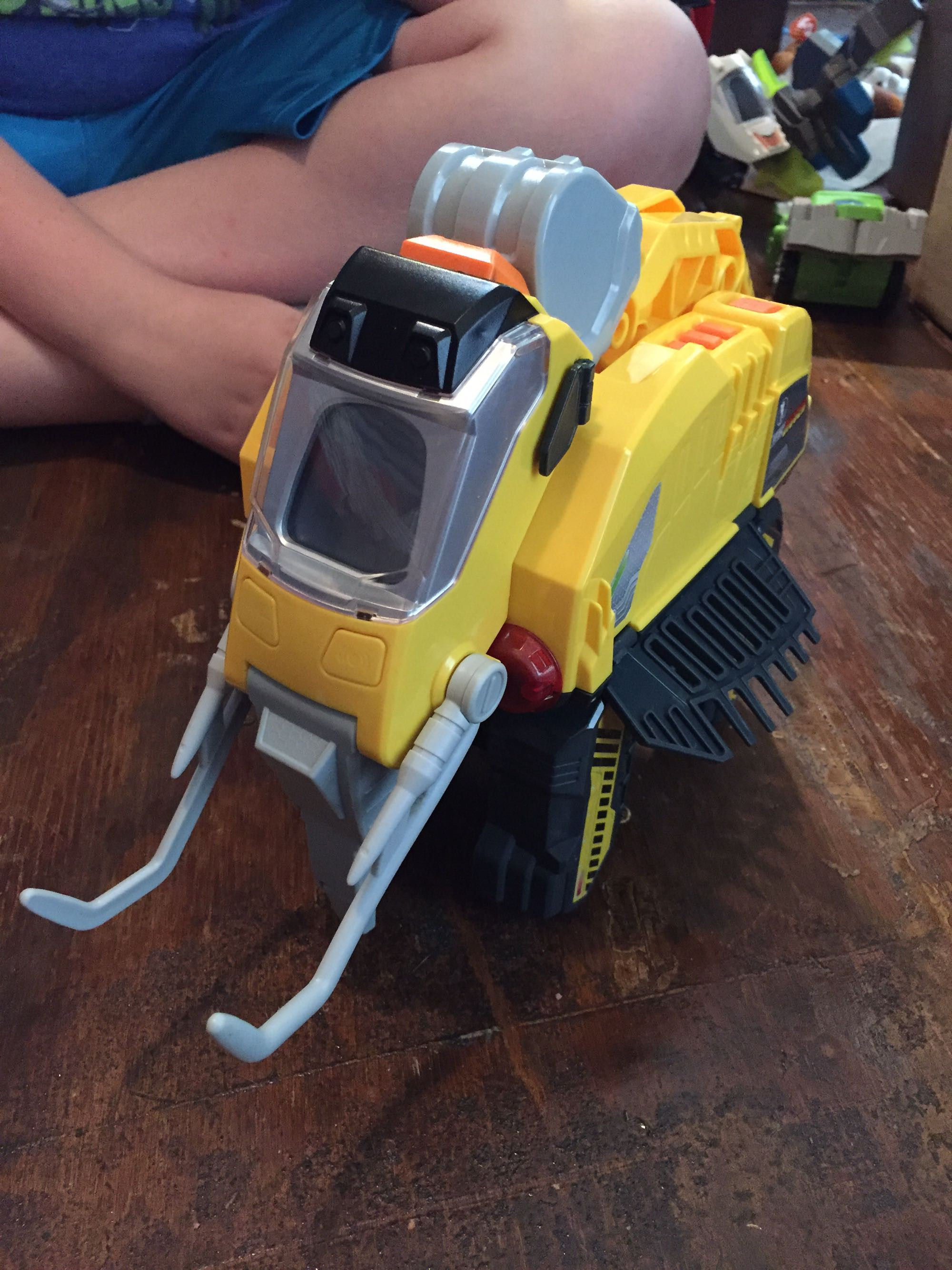 Vtech Switch and Go Dino- Wooly Mammoth