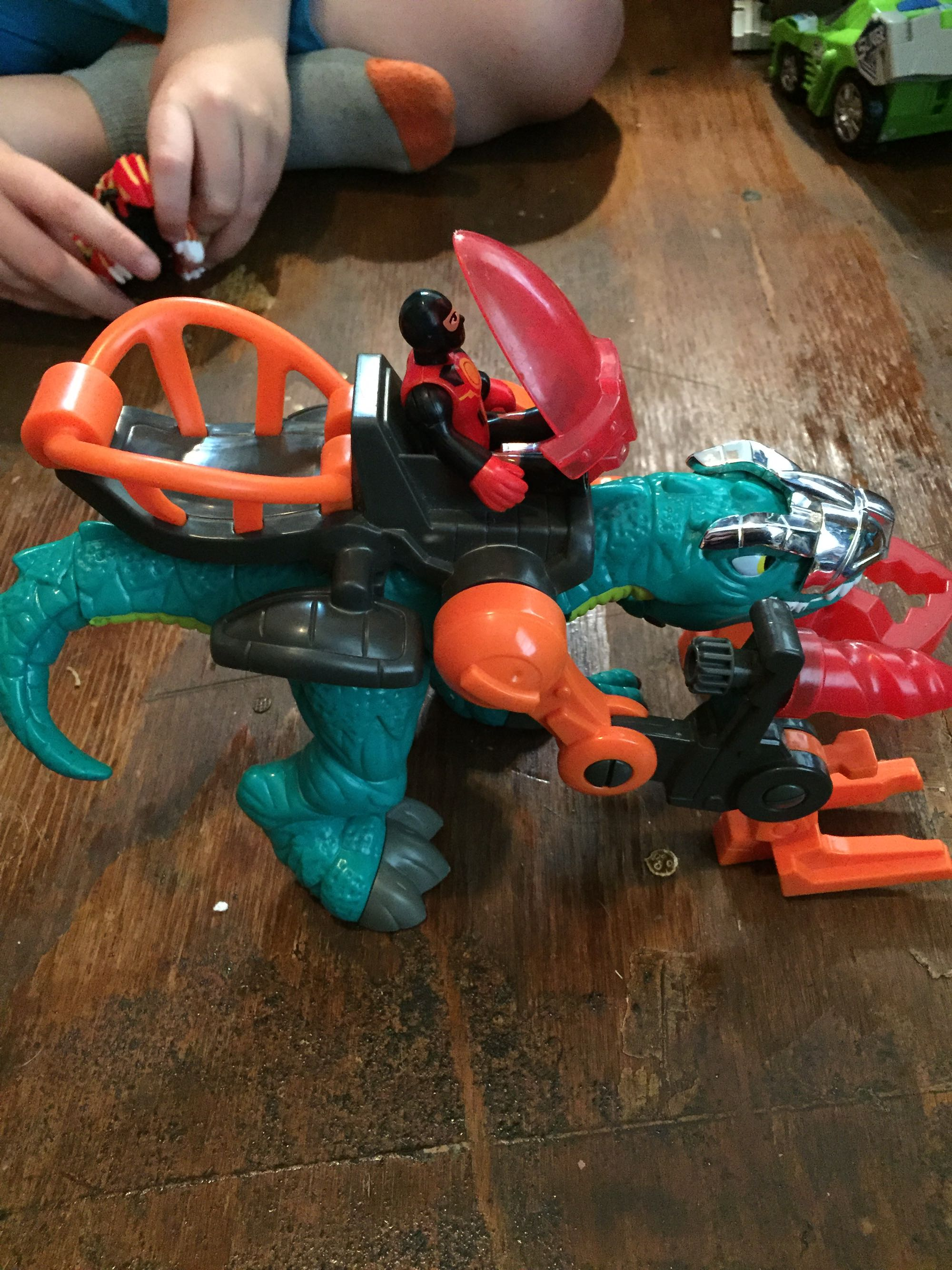 Fisher Price Imaginext Dinosaur- Allosaurus